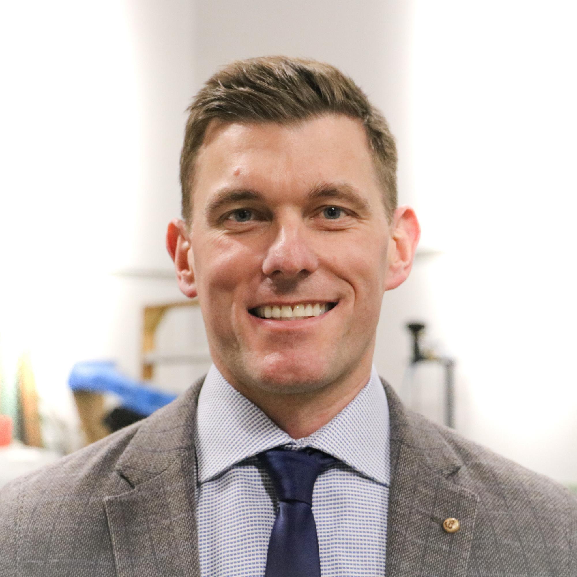 Jacob Randall - Director of Sales & Marketing