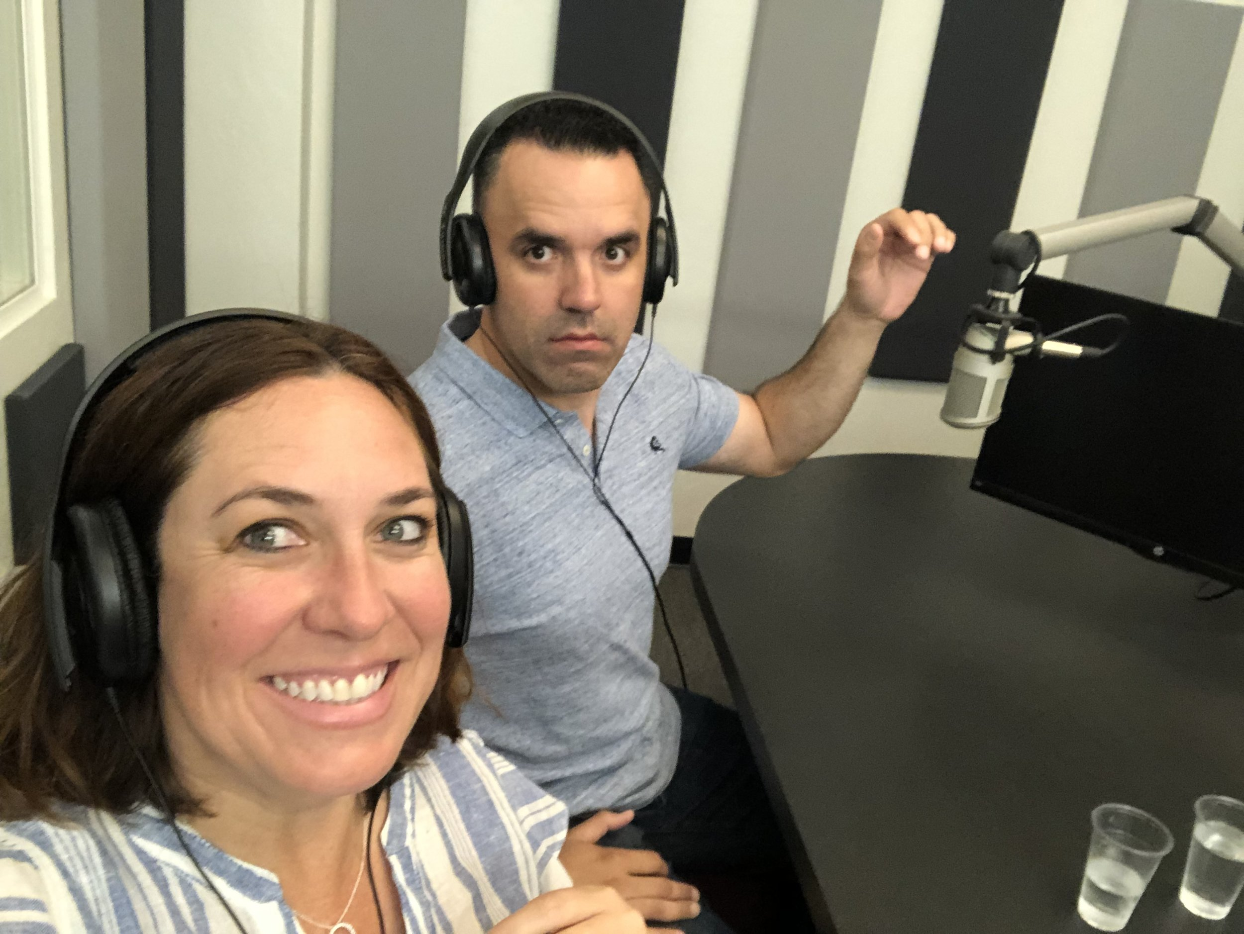 Ellen Jimenez of the Military Affairs Committee and the 162 Air National Guard podcast
