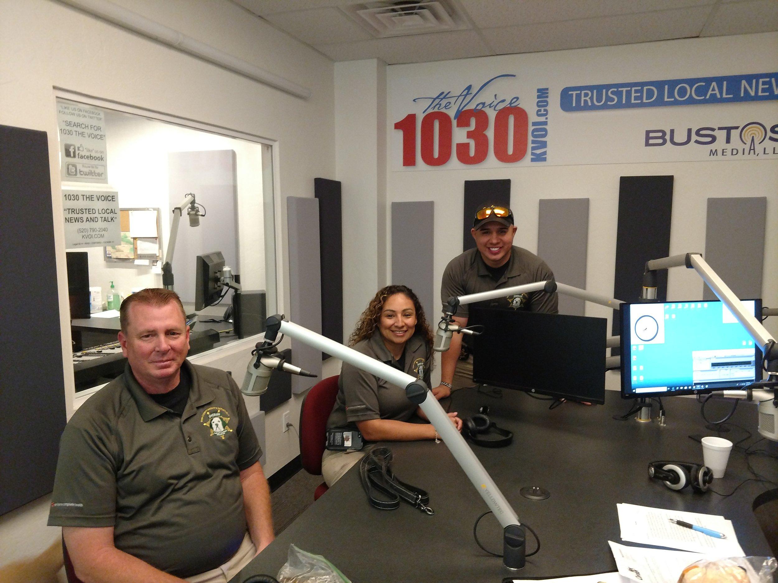 Pima County Sheriffs