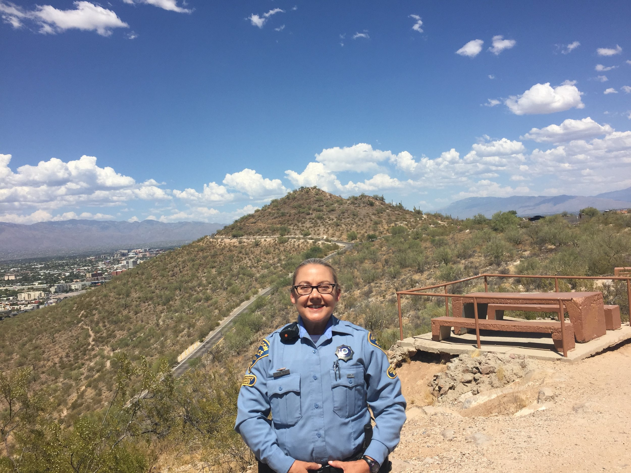 TPD Community Service Officer