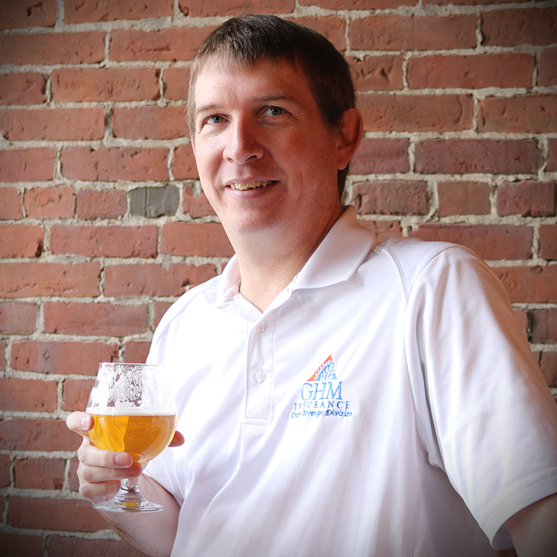 James Sanborn Senior Account Executive - James began his passion for craft beer while in college. He began his insurance career shortly after, obtained his CIC designation in 2000, and has been insuring business owners ever since. He eventually combined his love of craft beer with his insurance expertise to pioneer GHM's Craft Beverage Division in 2011.
