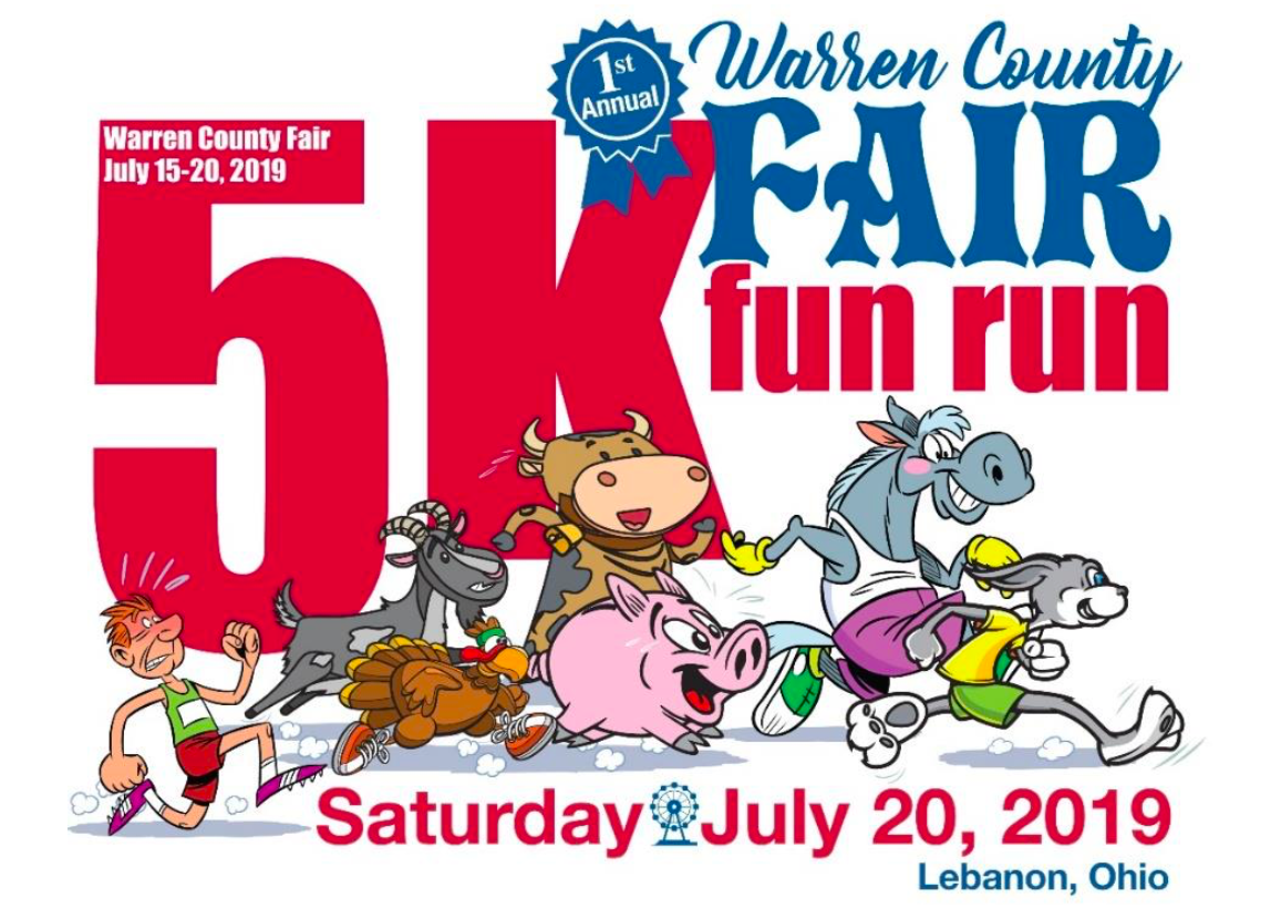 2019 - WARREN COUNTY FAIR FUN RUN 5K