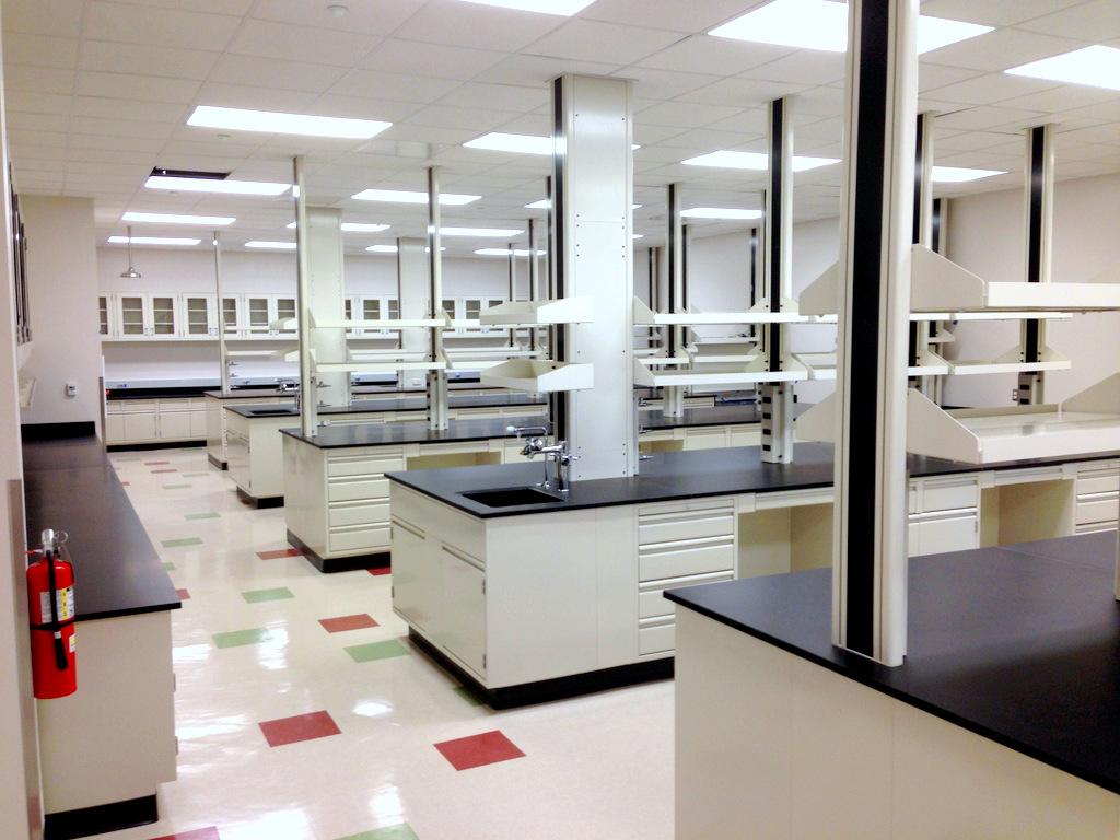 Cater Mattil Laboratory Building, Texas A&M University