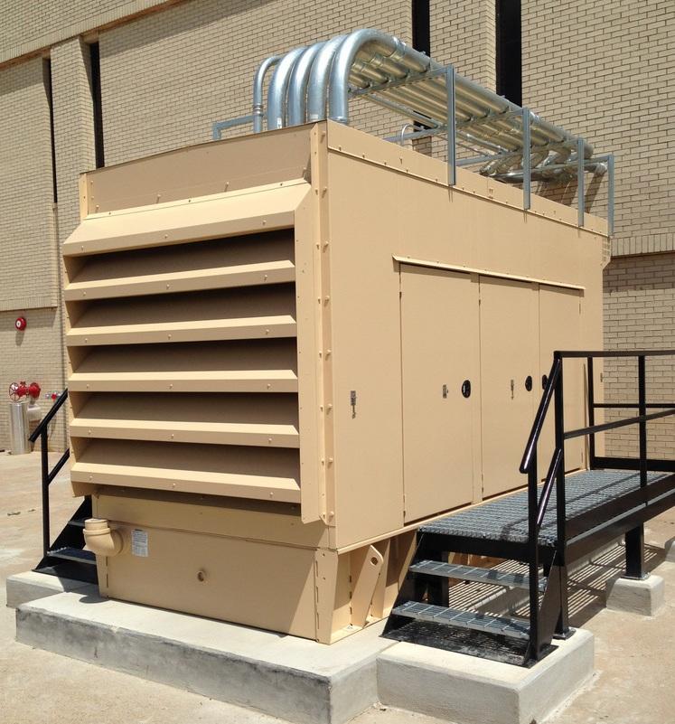 New Standby Generator