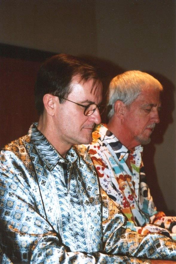 Rosenboom & Floyd Piano Duo
