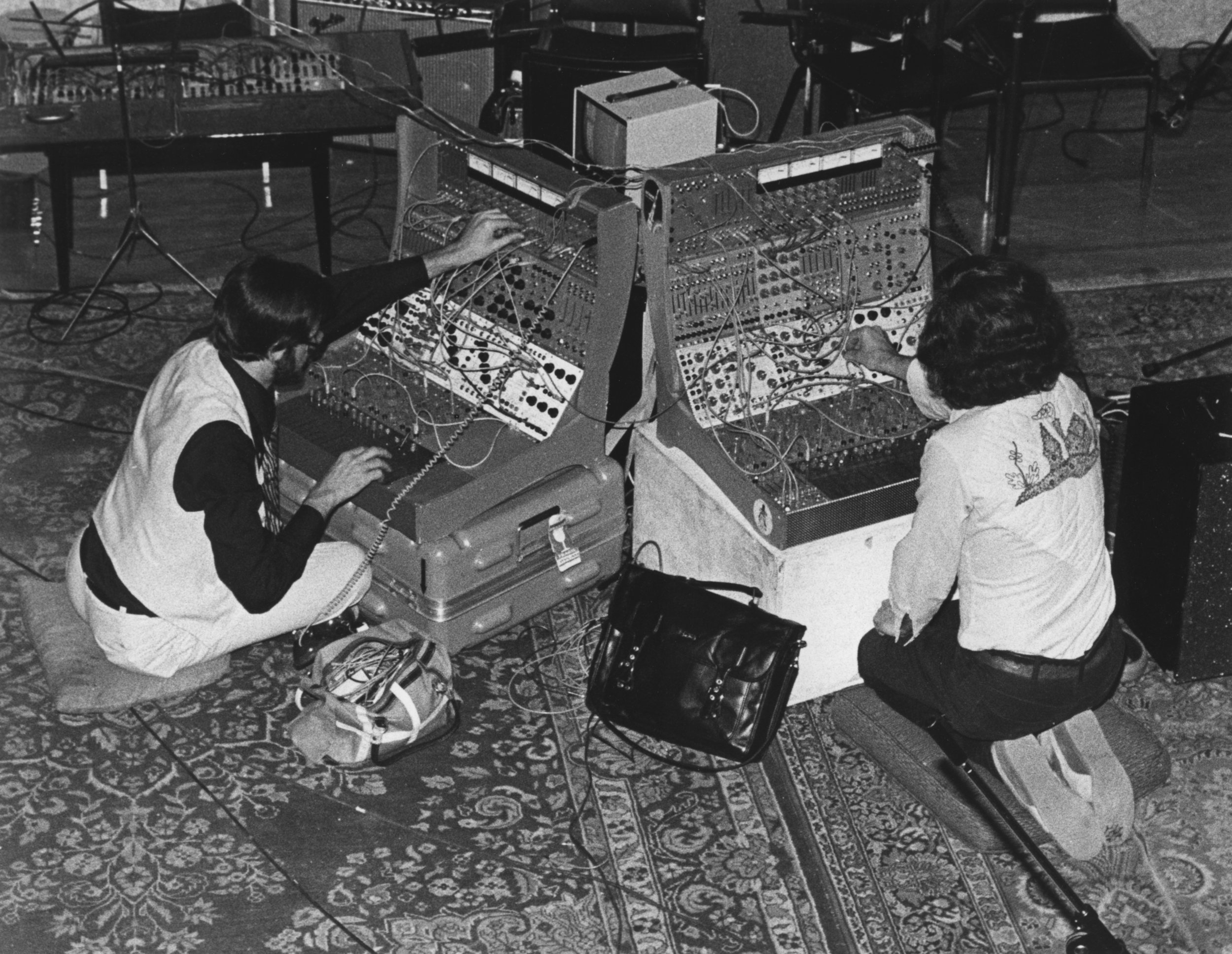 Rosenboom and Buchla—Collaboration in Performance
