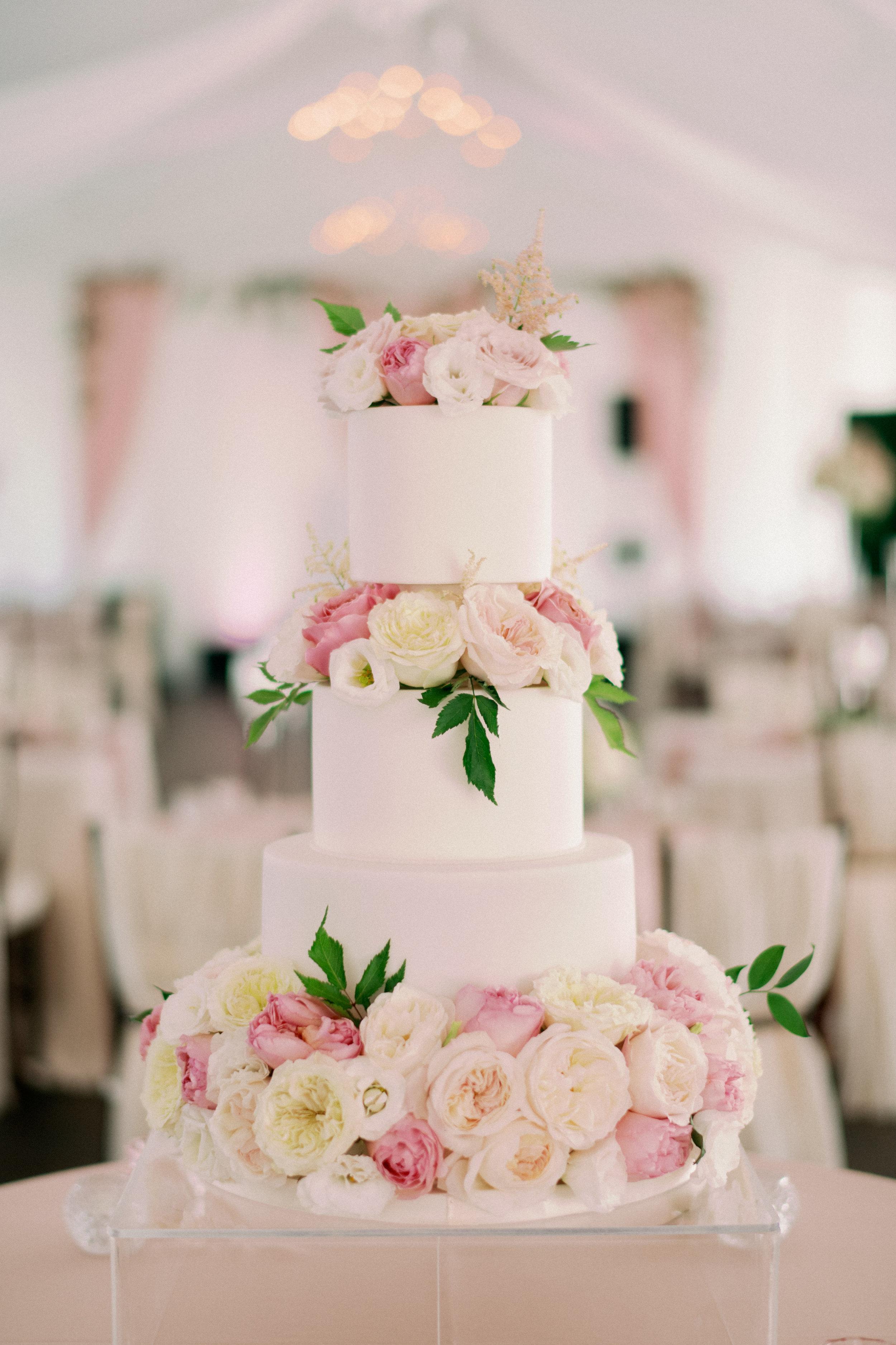 Jet Set Wed :: Perfectly Pink Lush Tented Garden Wedding
