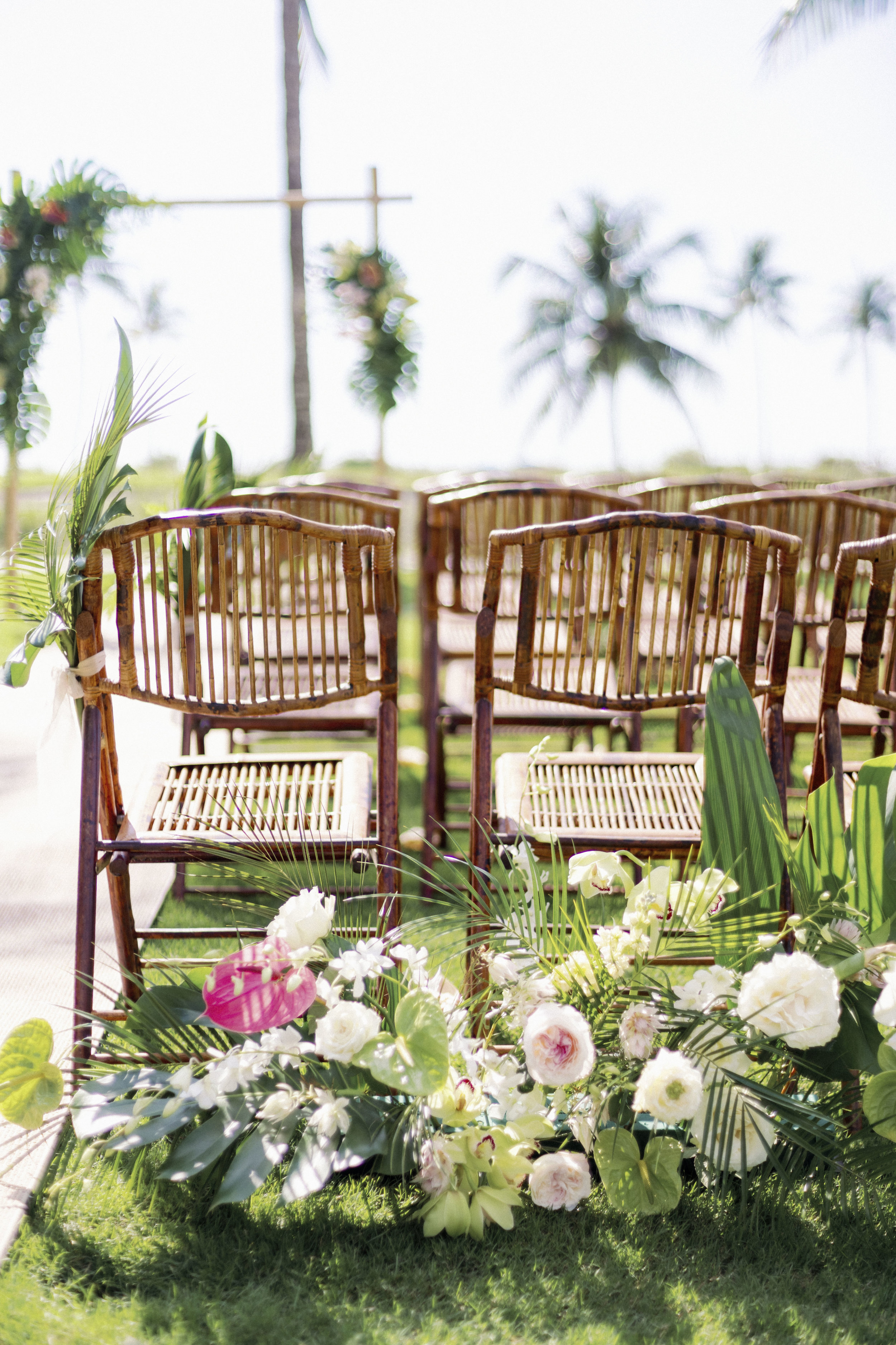 Jet Set Wed :: A Fruitful Wedding Inspired By The Hawaiian Islands and Ocean Vibes
