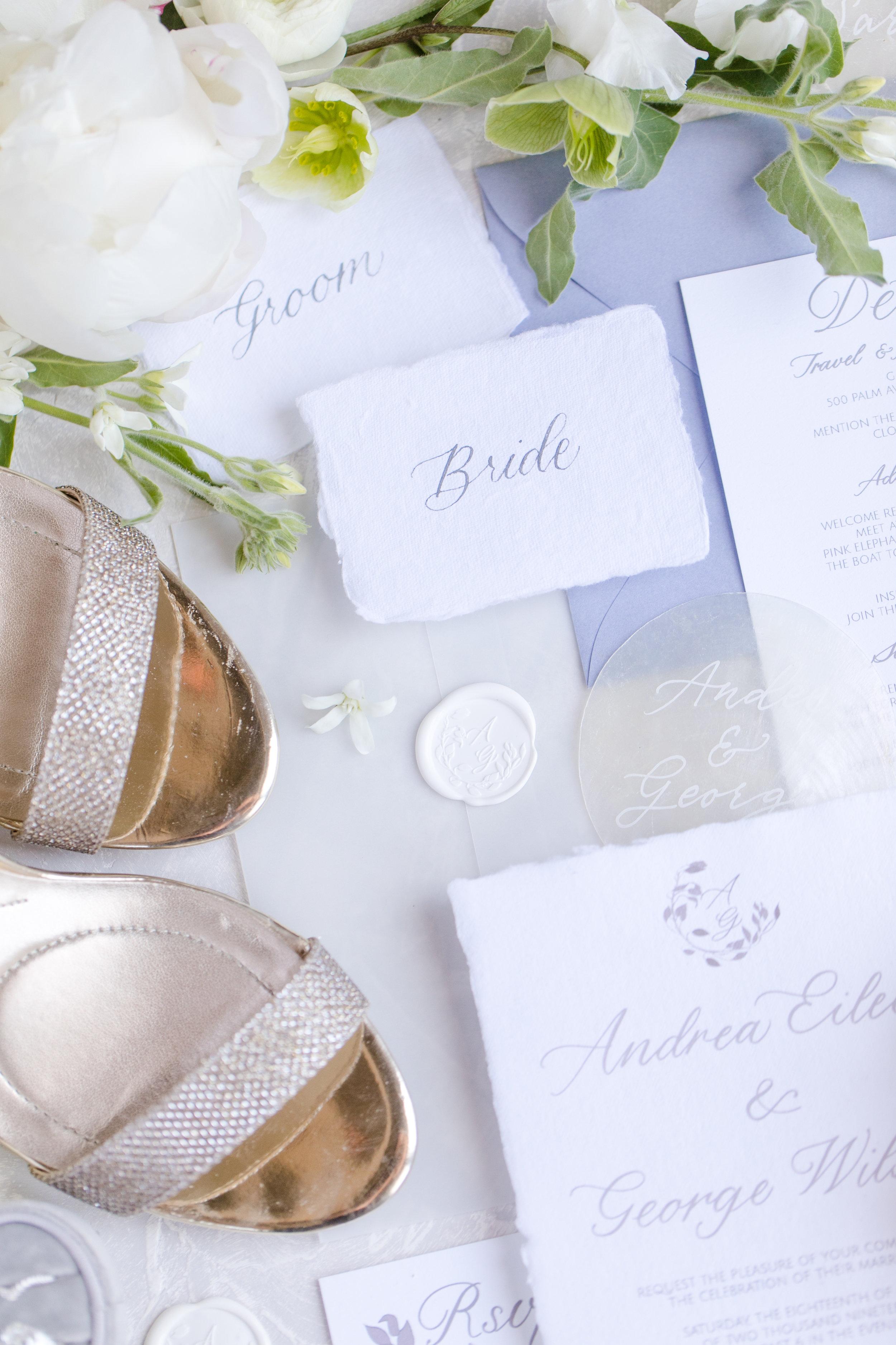 capiz shell wedding