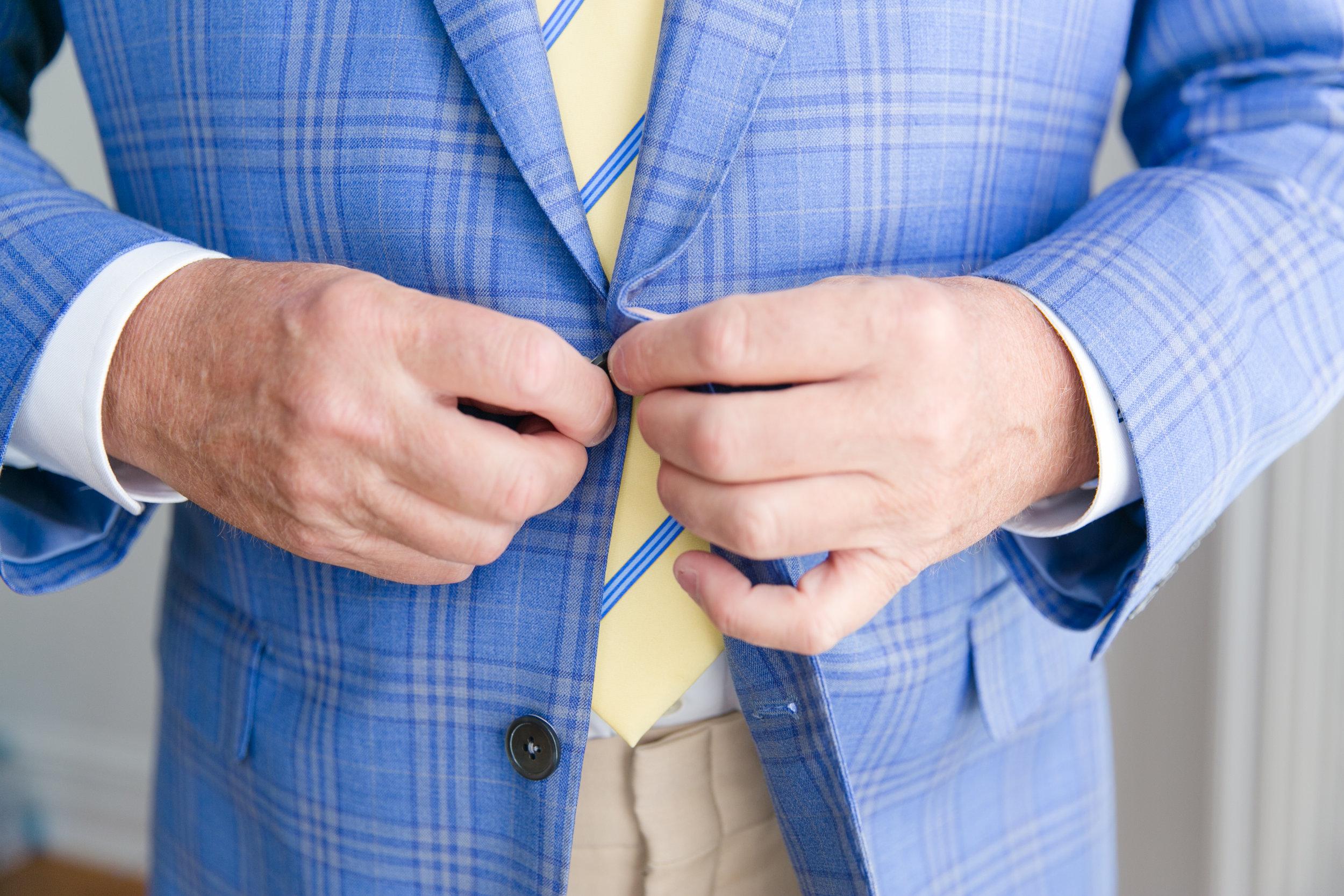 Gasparilla Inn Wedding Jet Set Wed blue groom suit-1179.jpg