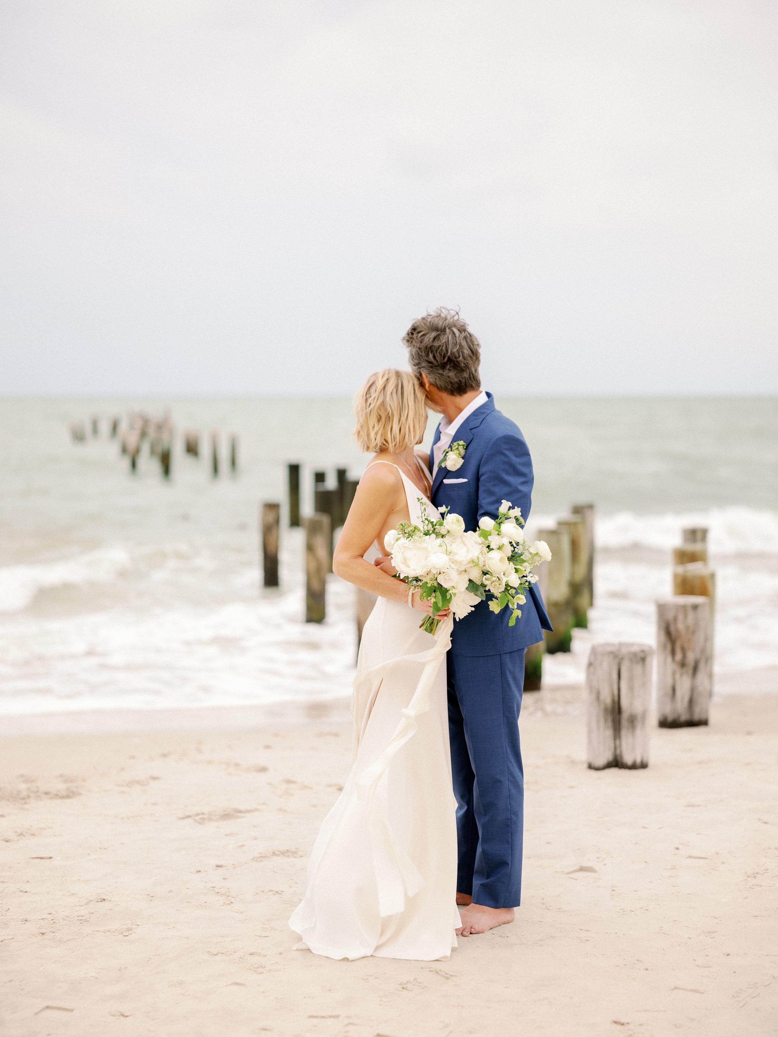intimate spring destination beach wedding hotel escalante jetsetwed