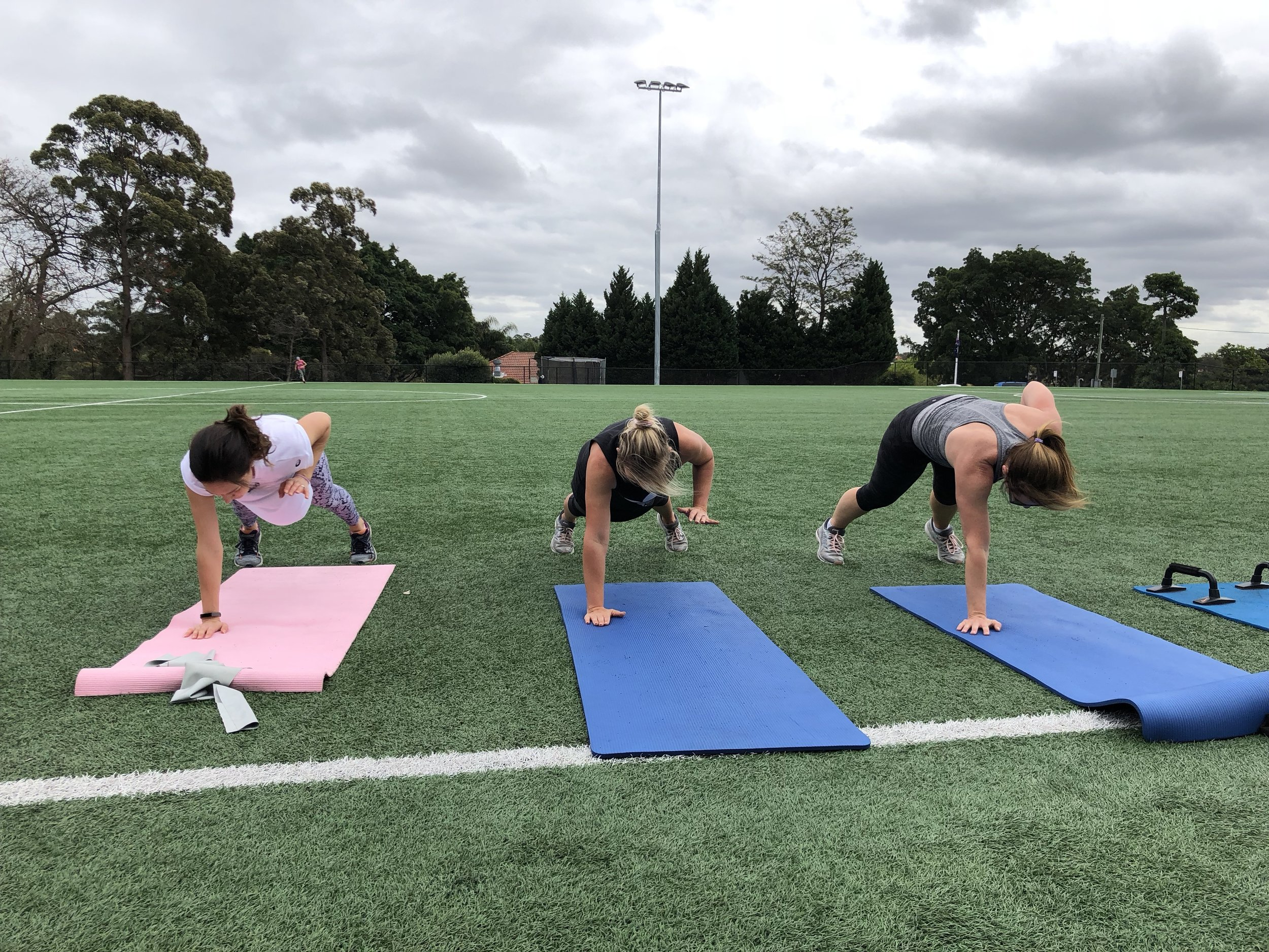 GROUP TRAINING - CAMMERAY | NEUTRAL BAY | MOSMAN