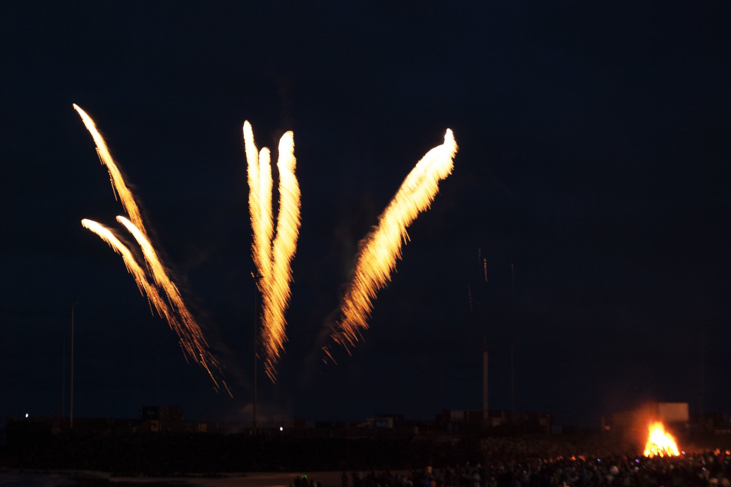 New Year's Eve   Burnie    Program
