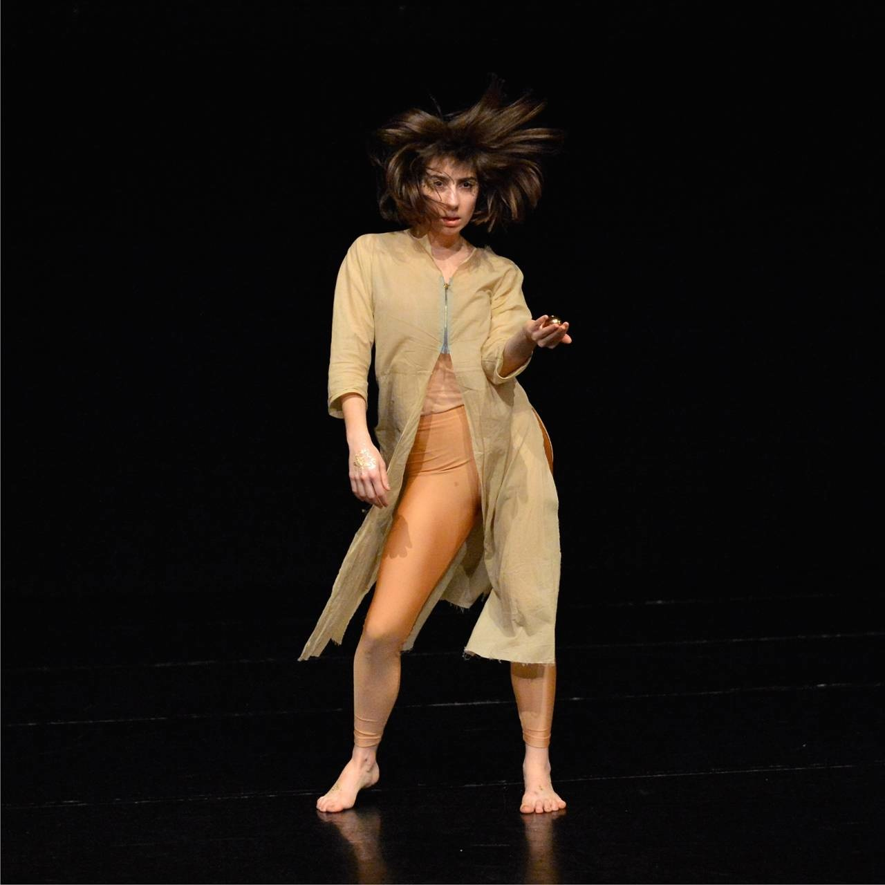 Hannah Buckley- Woman With Eggs Via Sophie Calle, a 90 year old woman, 7 year old girl and Kate Bush this is a solo about women's ability to be many things.