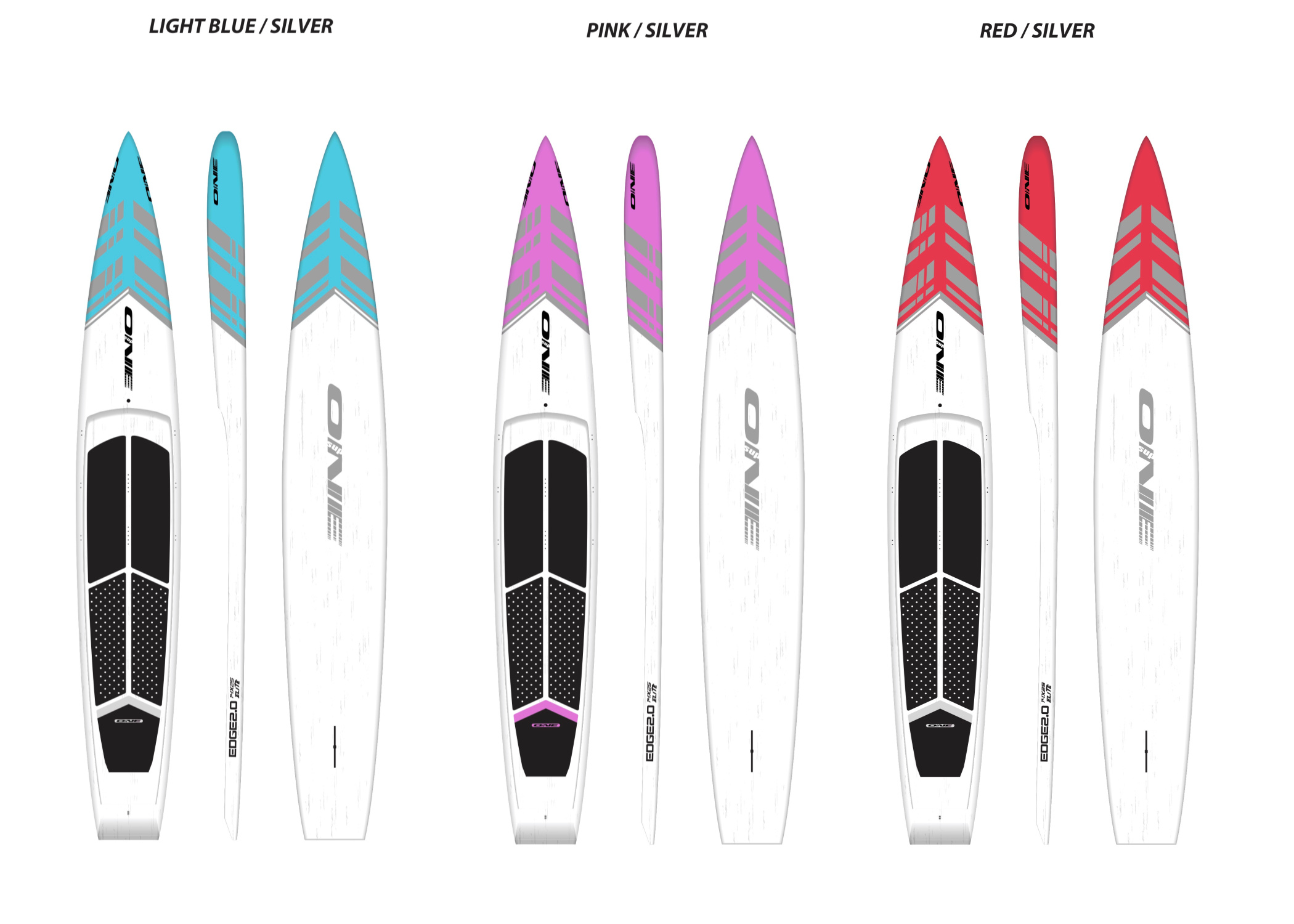 Our NEW Production Colour Ways with Gloss Nose