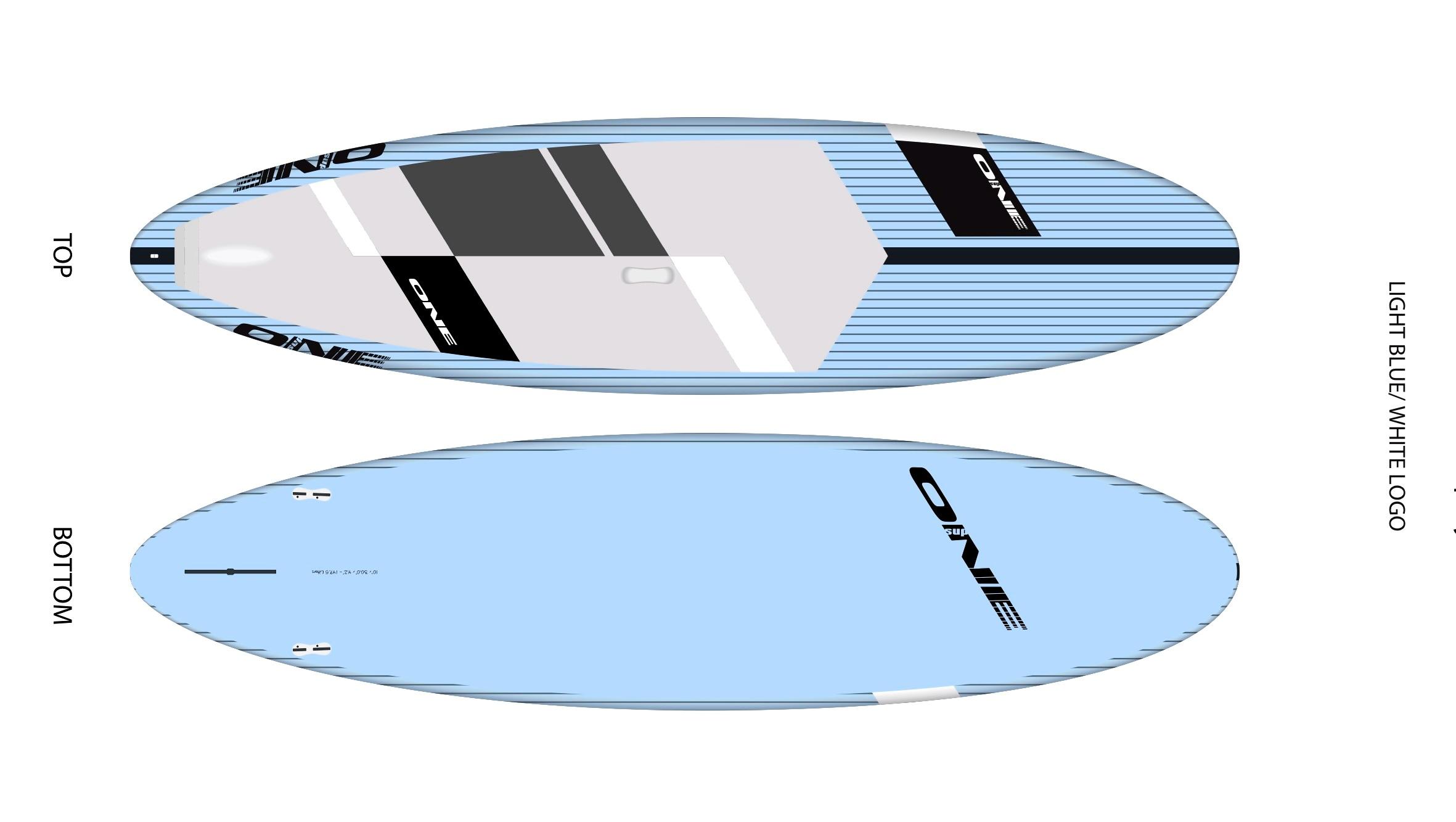 10ft Light Blue Custom made for Australian Customer