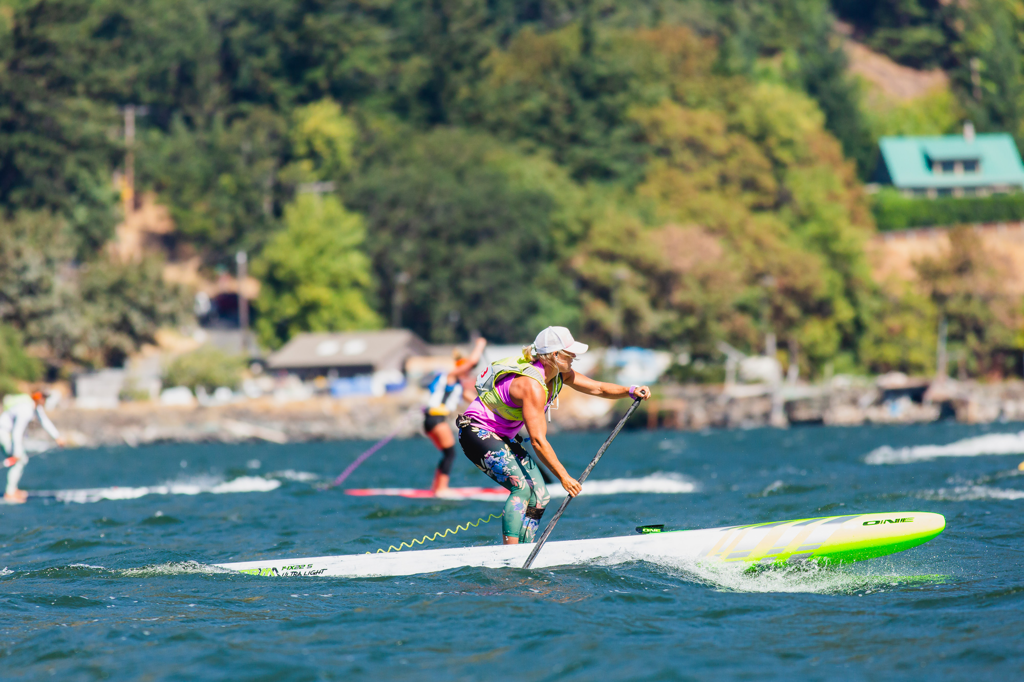 Hood River Elite Race August 2018 Pic - Georgia S - Paddle League