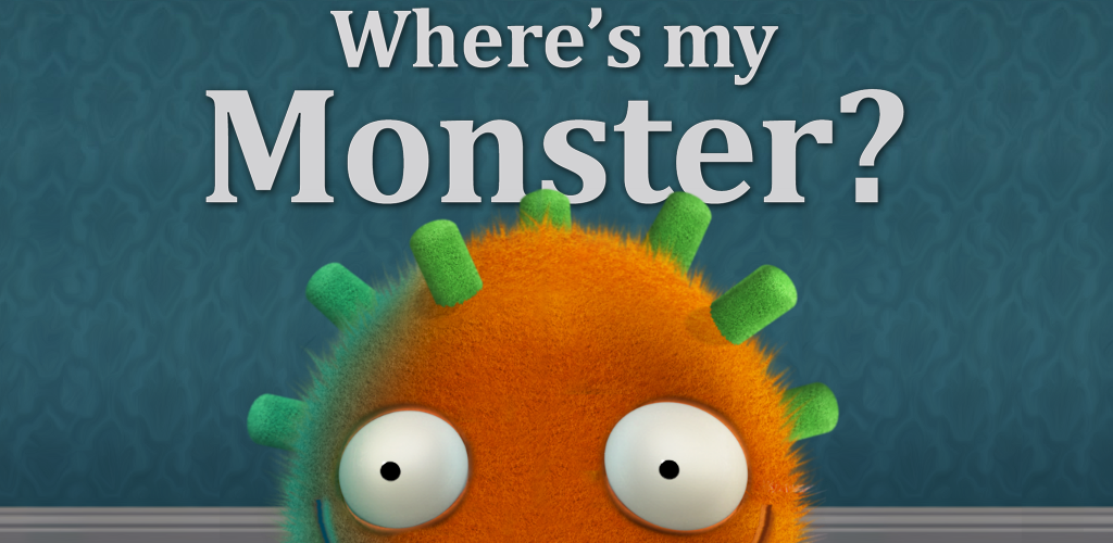 Where's My Monster has returned to Google Play.