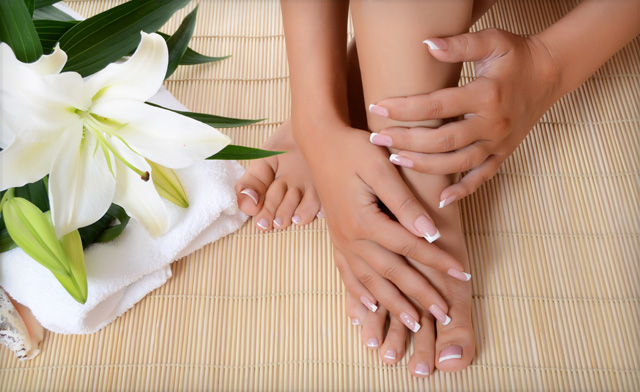 Ovation Manicue Pedicure - Give Your Feet A Standing OvationHot Stones, Paraffin, Milk/Honey, Jelly The choice is yours.
