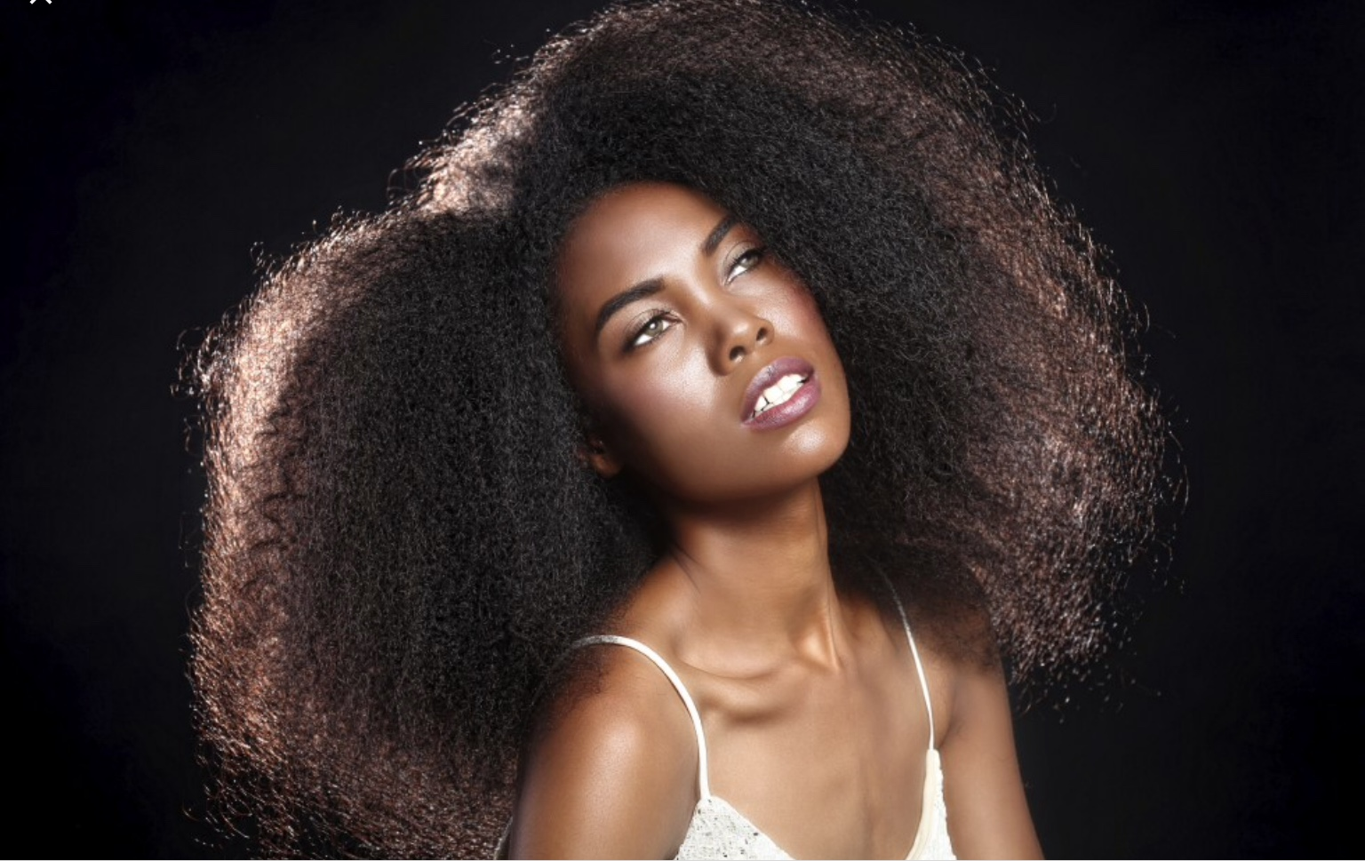 NATURAL HAIR Services - Bring out your Natural Beauty