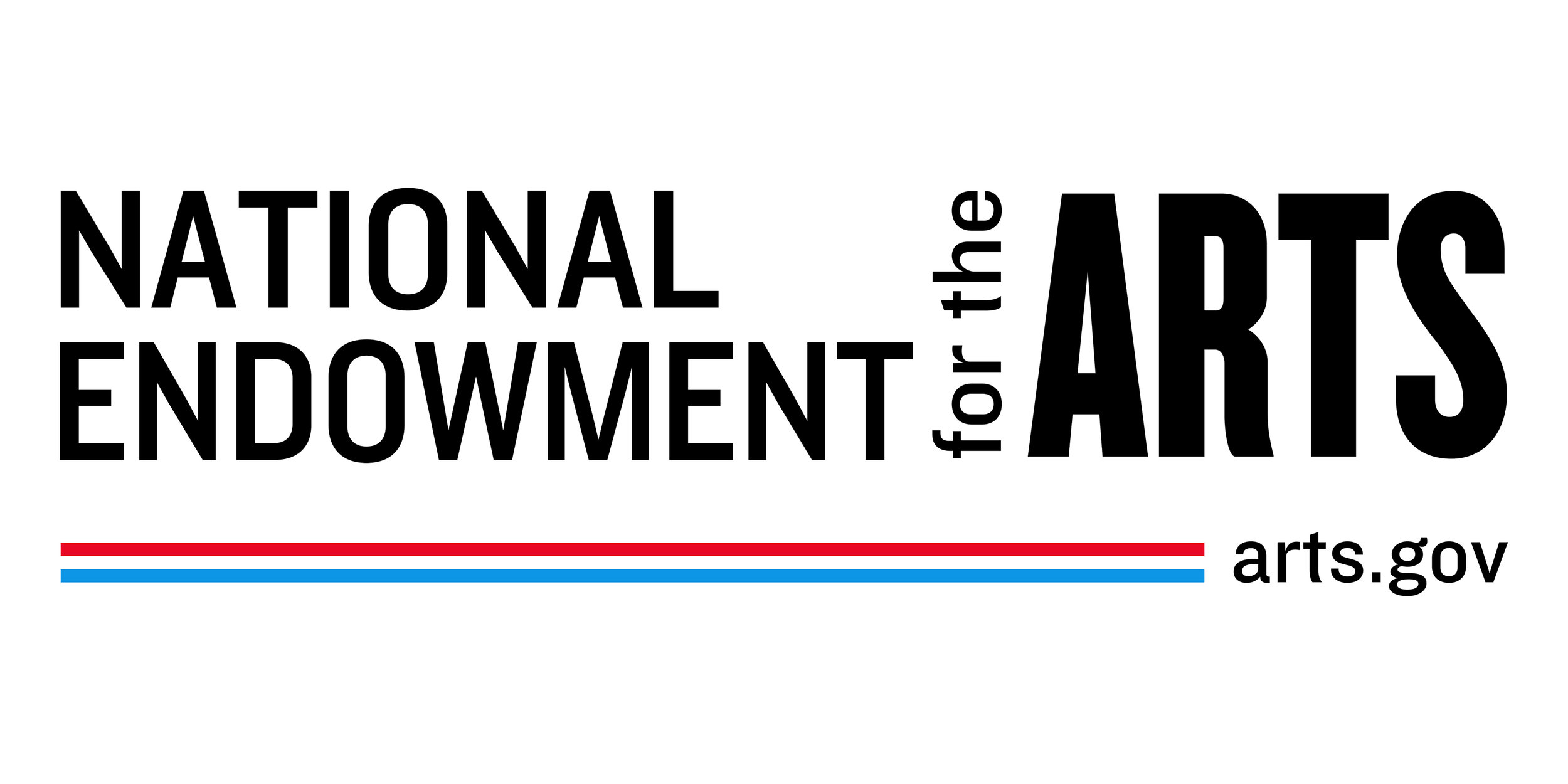 This project is supported in part by the National Endowment for the Arts. To learn more about how NEA grants affect communities, visit  www.arts.gov .
