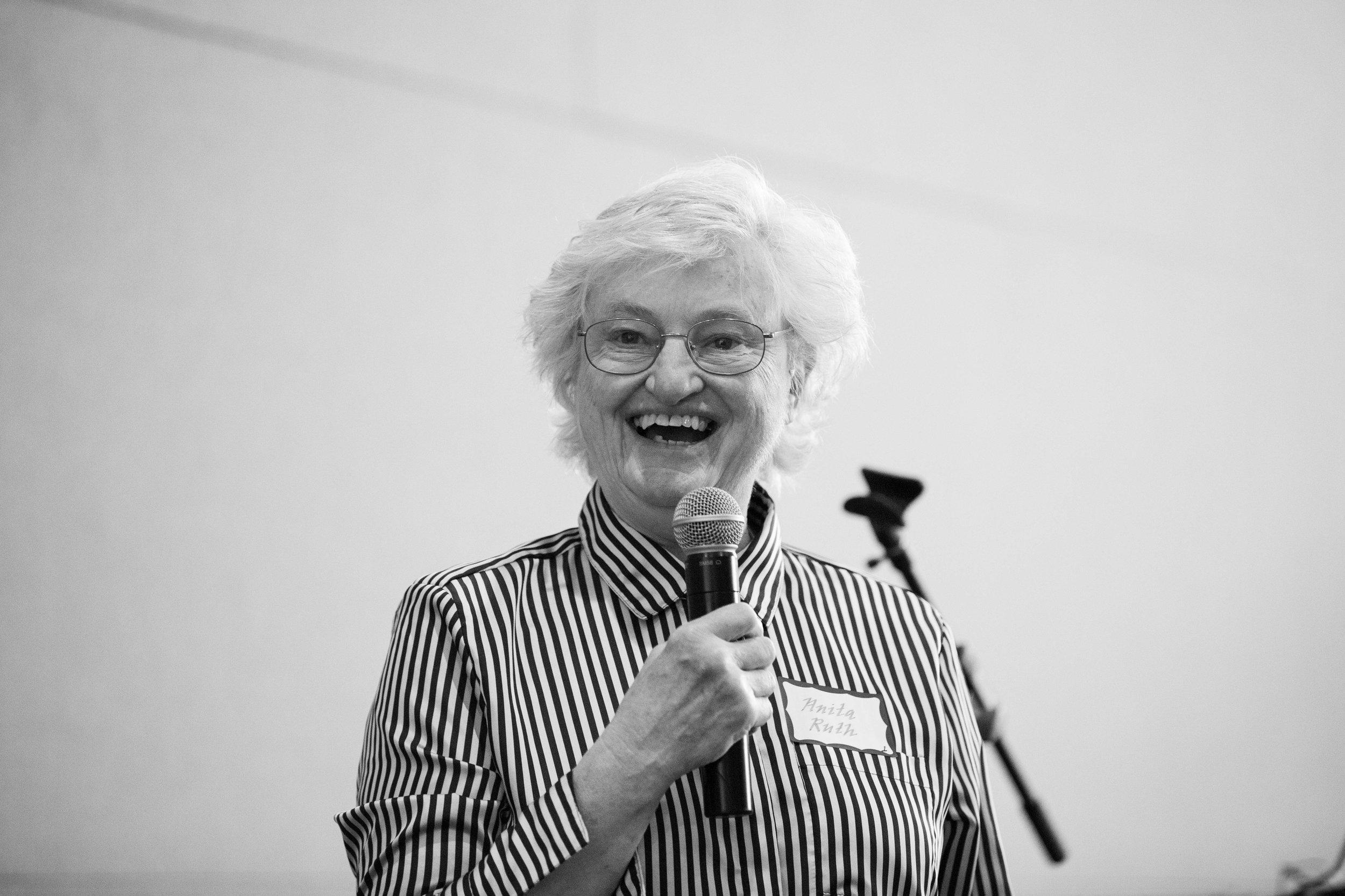 Anita Ruth