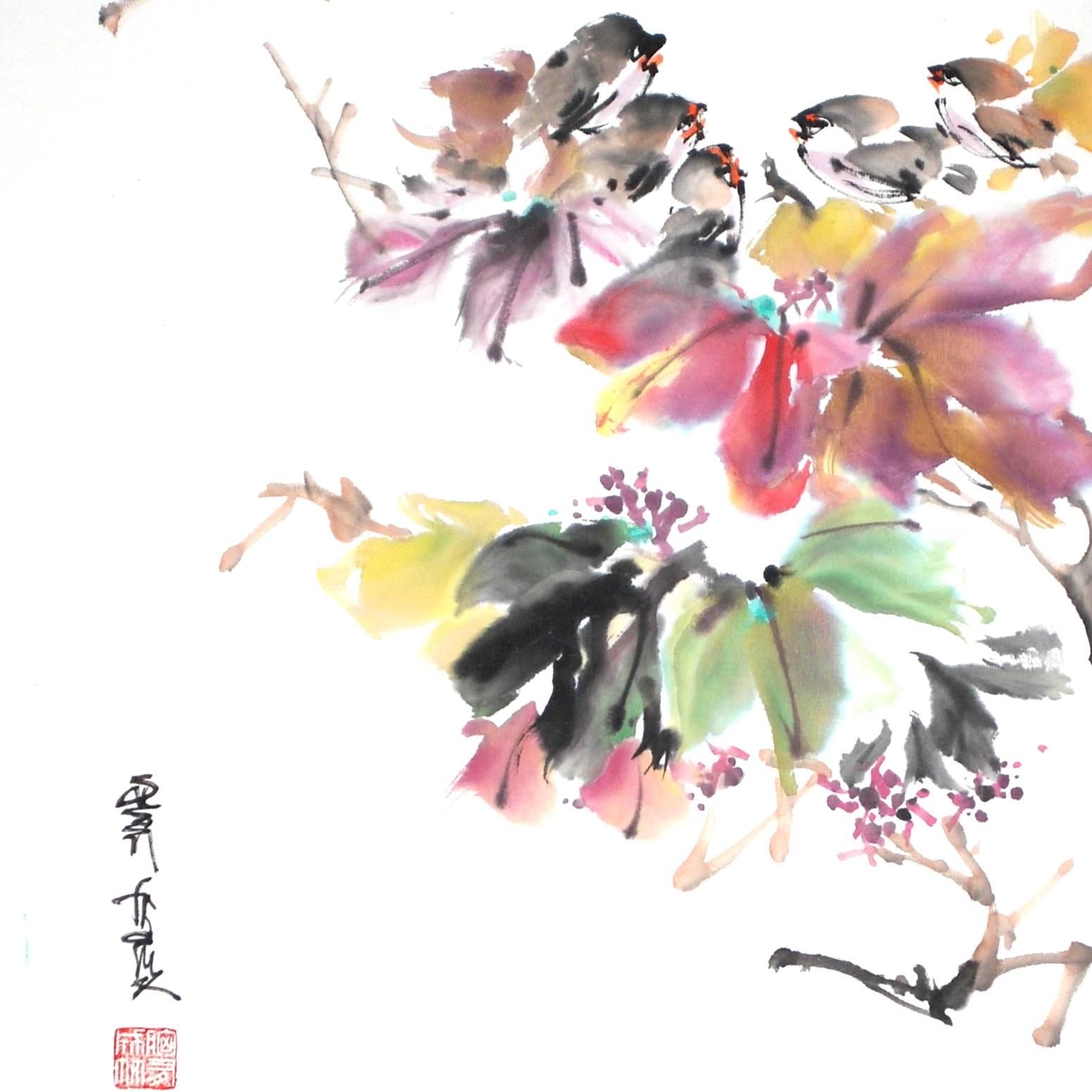 BirdsInMaple - Susan Frame.jpg