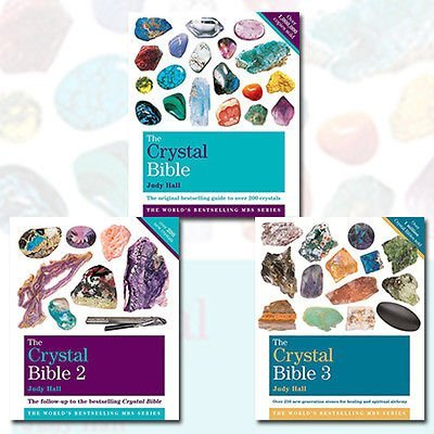 The Crystal Bible Volume 1-3