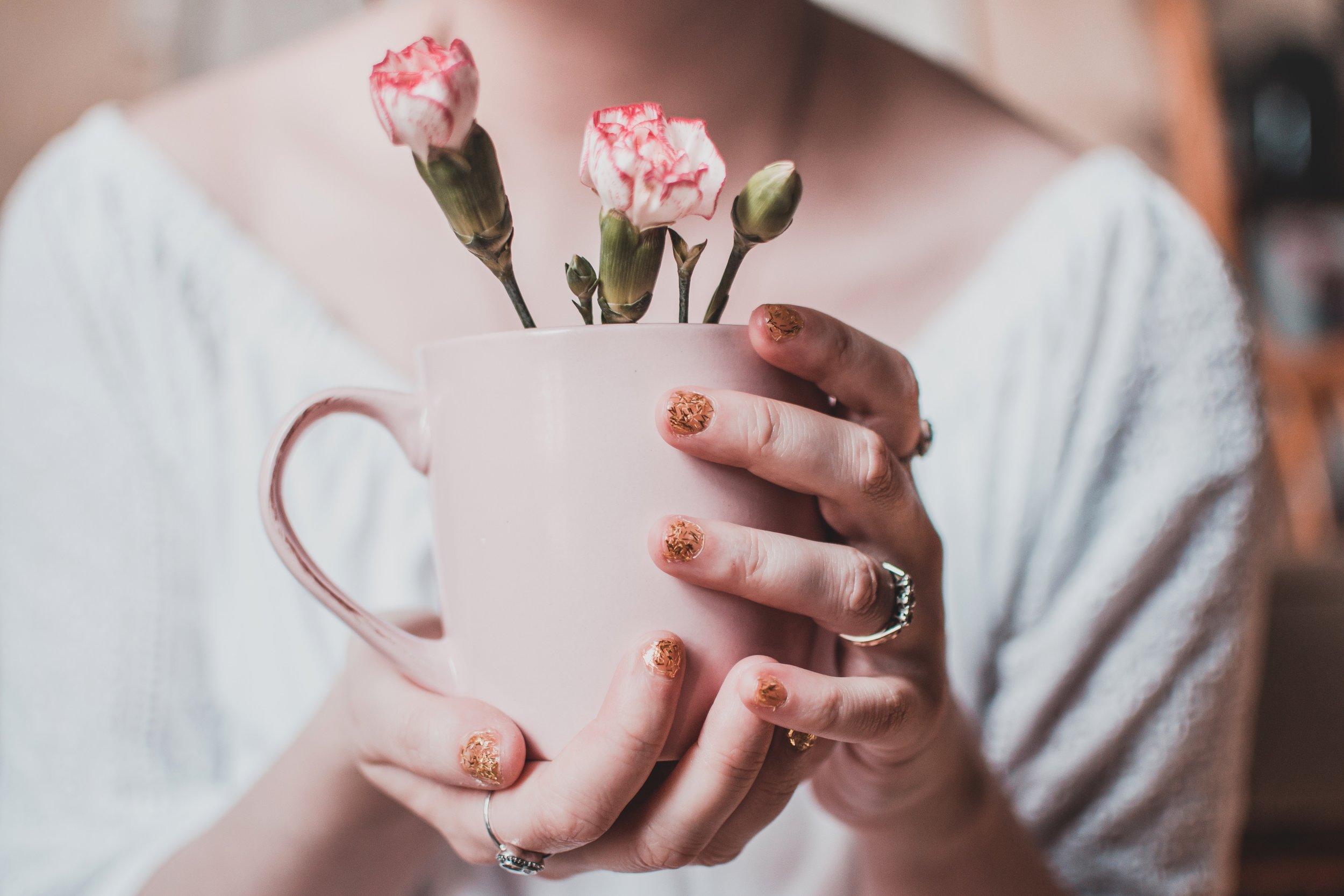 Conocerte es dejarte florecer - & habrá quien prefiera las rosas a los claveles.