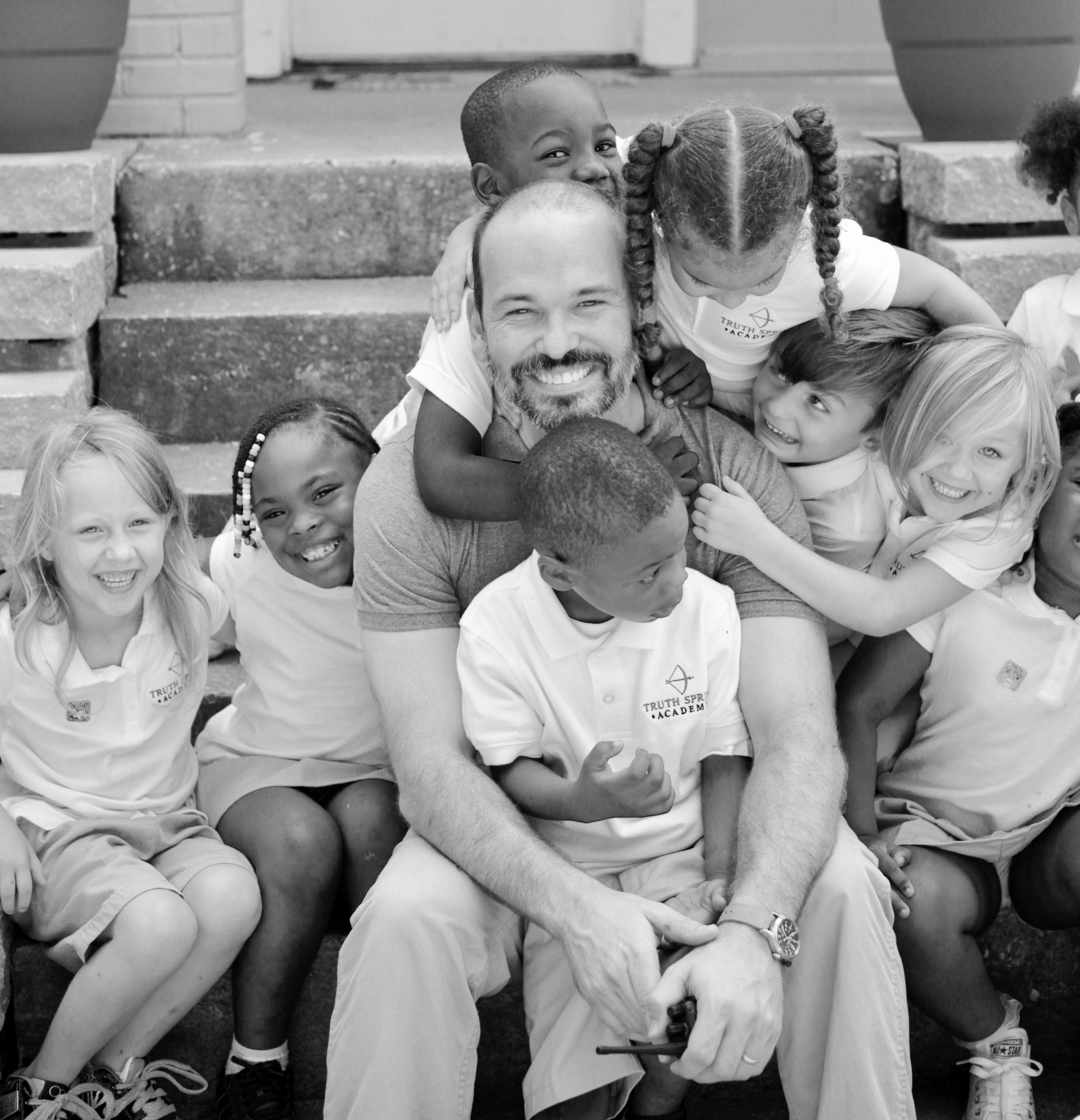 Truth Spring Academy - Truth Spring Academy is a private, Christian school that serves children living in poverty. Our mission is to rebuild a foundation of Christ-centered living by offering a quality, Christian education that focuses on challenging academics, character development, and servant leadership.Learn more