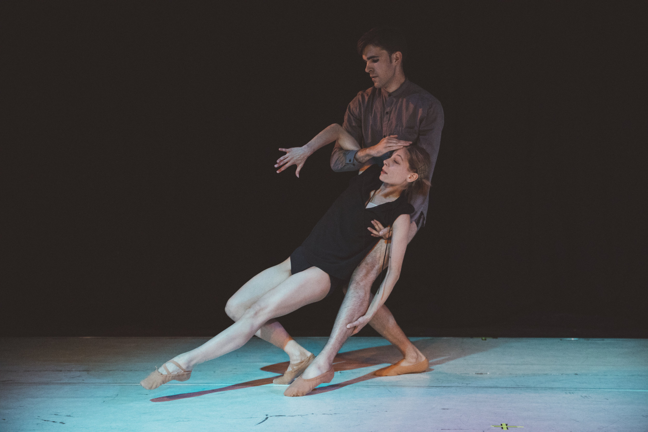 Our Vision - To stimulate the economic, cultural, and educational development of our community through creative excellence and the re-imagining of how concert dance is experienced, accessed, and utilized.
