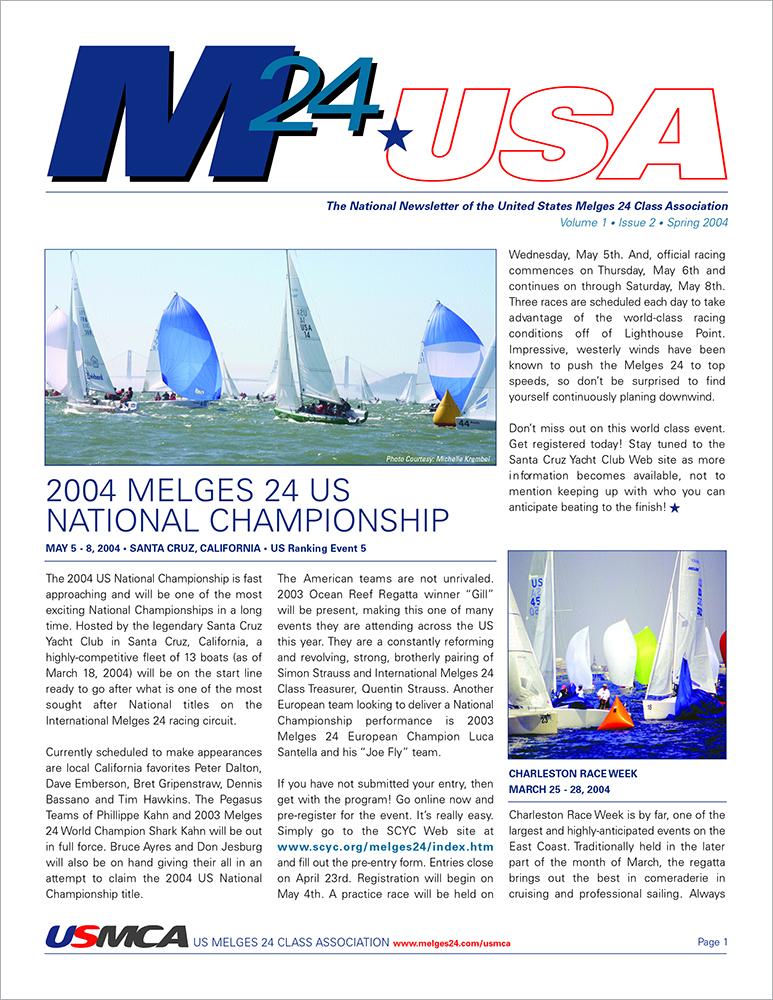M24*USA • Spring 2004    [PDF]