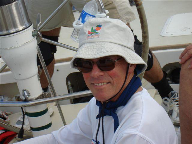 Ron Rostorfer - responsible for the organization of the Race Committee in CGSC