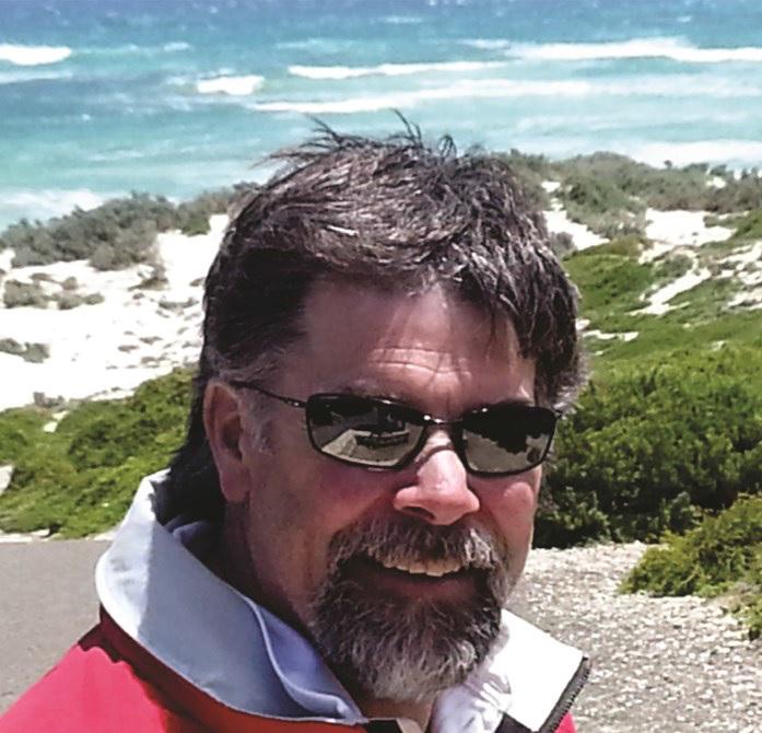 John Abel - IM24CA Championship Coordinator for Western Hemisphere