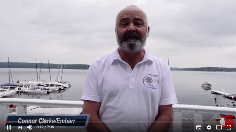 Interviews from the Line Honors 2016 Melges 24 U.S. Nationals talking with the teams about their preparations for the Worlds in Miami - edited by Marc Noel, Okanagan Sailing