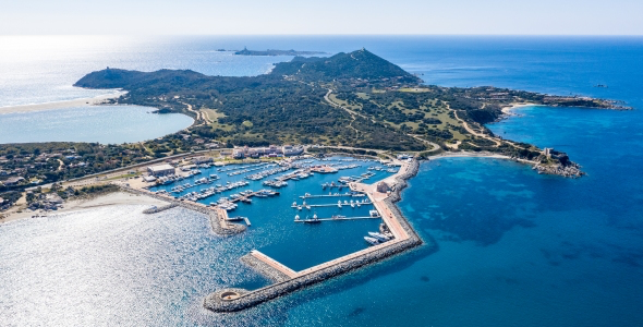 Marina di Villasimius, Sardinia, Italy - Photo (c) Zerogradinord