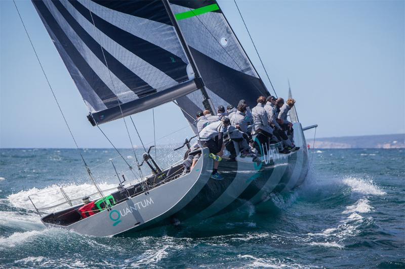 Experience the thrill first-hand as a guest onboard  TP52 Quantum Racing  in the 2019 or 2020 52 Super Series. - photo © Quantum Sails