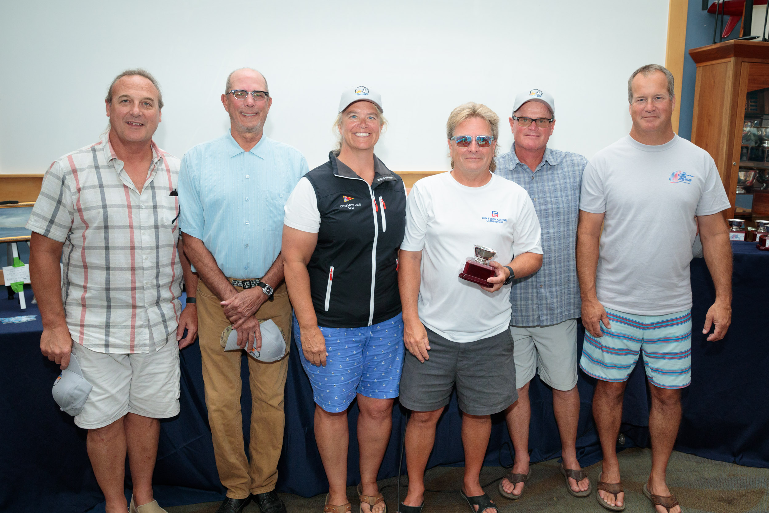 2nd Place Corinthian, 2019 Melges 24 North American Championship -  Flying Toaster : Mike Dow, Bob Clark, Brad Savage, Gregg Diehl. © Bill Crawford - Harbor Pictures Company