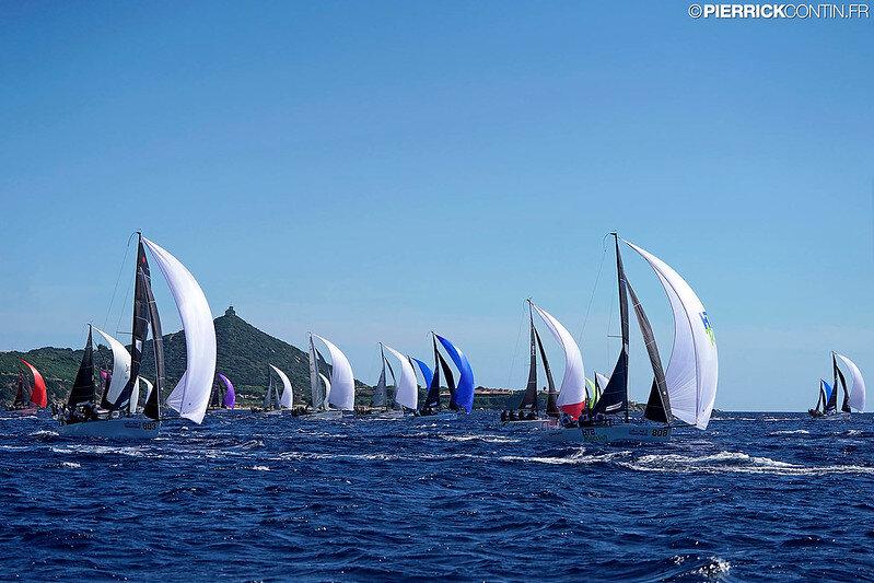 Melges 24 fleet in Villasimius.jpg