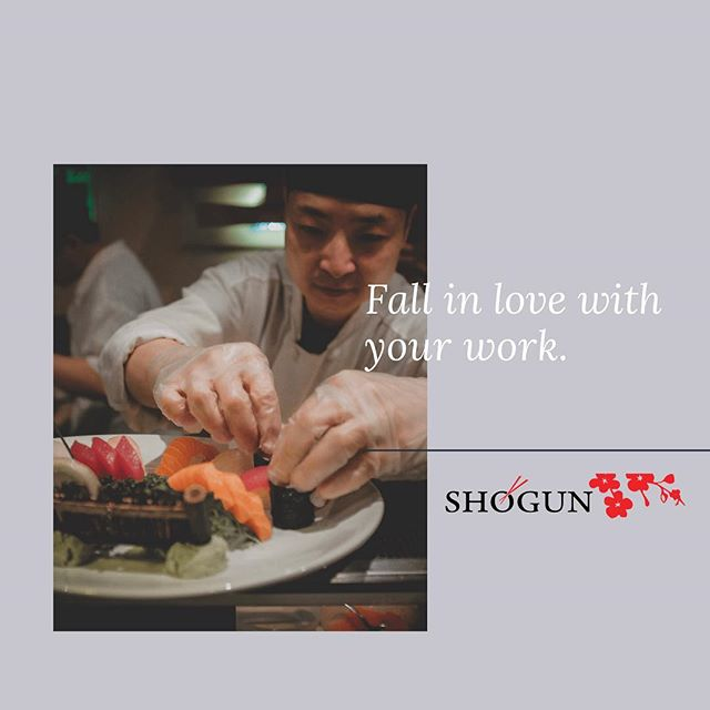 Chef Michael puts the finishing touches on a sushi sashimi deluxe 🤜🤛 . . . ————————————————— #shogunalbany #albanyny #518eats #downtownalbany #albany #upstateny #japaneserestaurant #albanynewyork #foodiegram #foodpassion #ny #eeeeets #delish #foodie #japanesefood #japan #roll #sushi #sushiroll #perfect #happy #champ #work #mondaymotivation