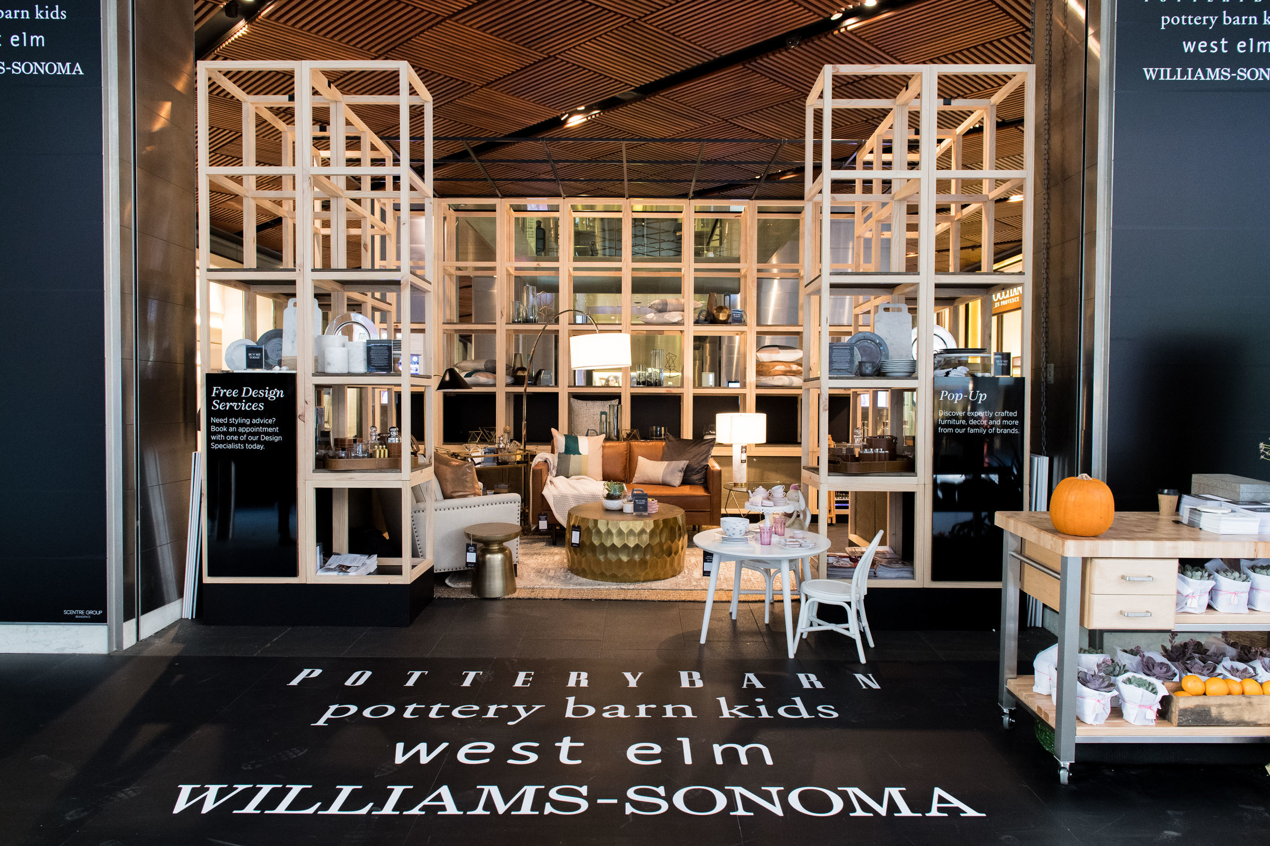 Williams Sonoma at Westfield Sydney