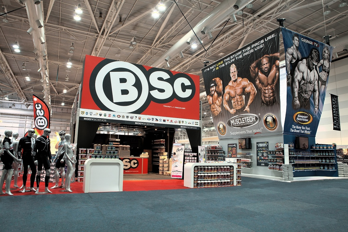 Body Science at The Fitness Show