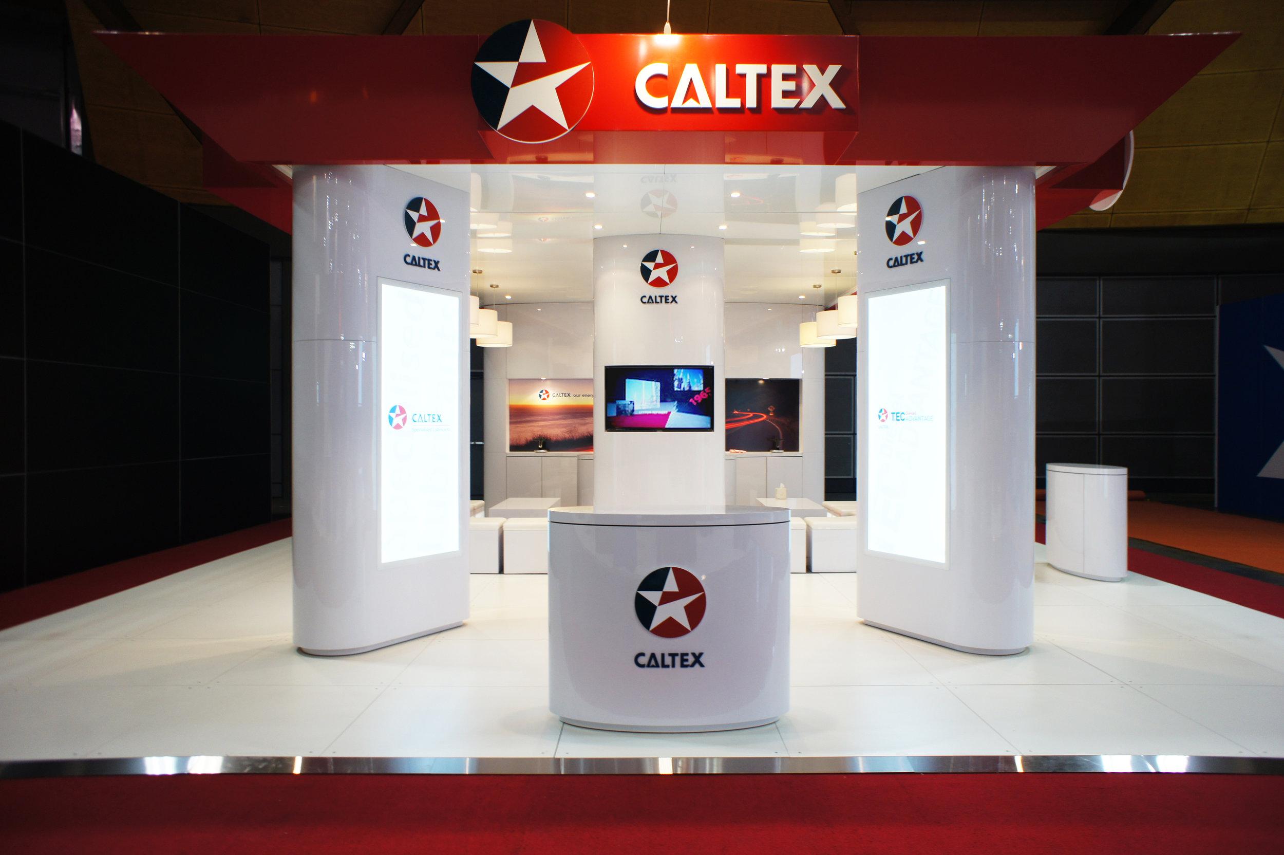Caltex at AIMEX