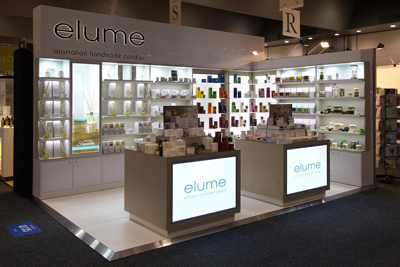 Elume at Sydney Gift Fair 2018