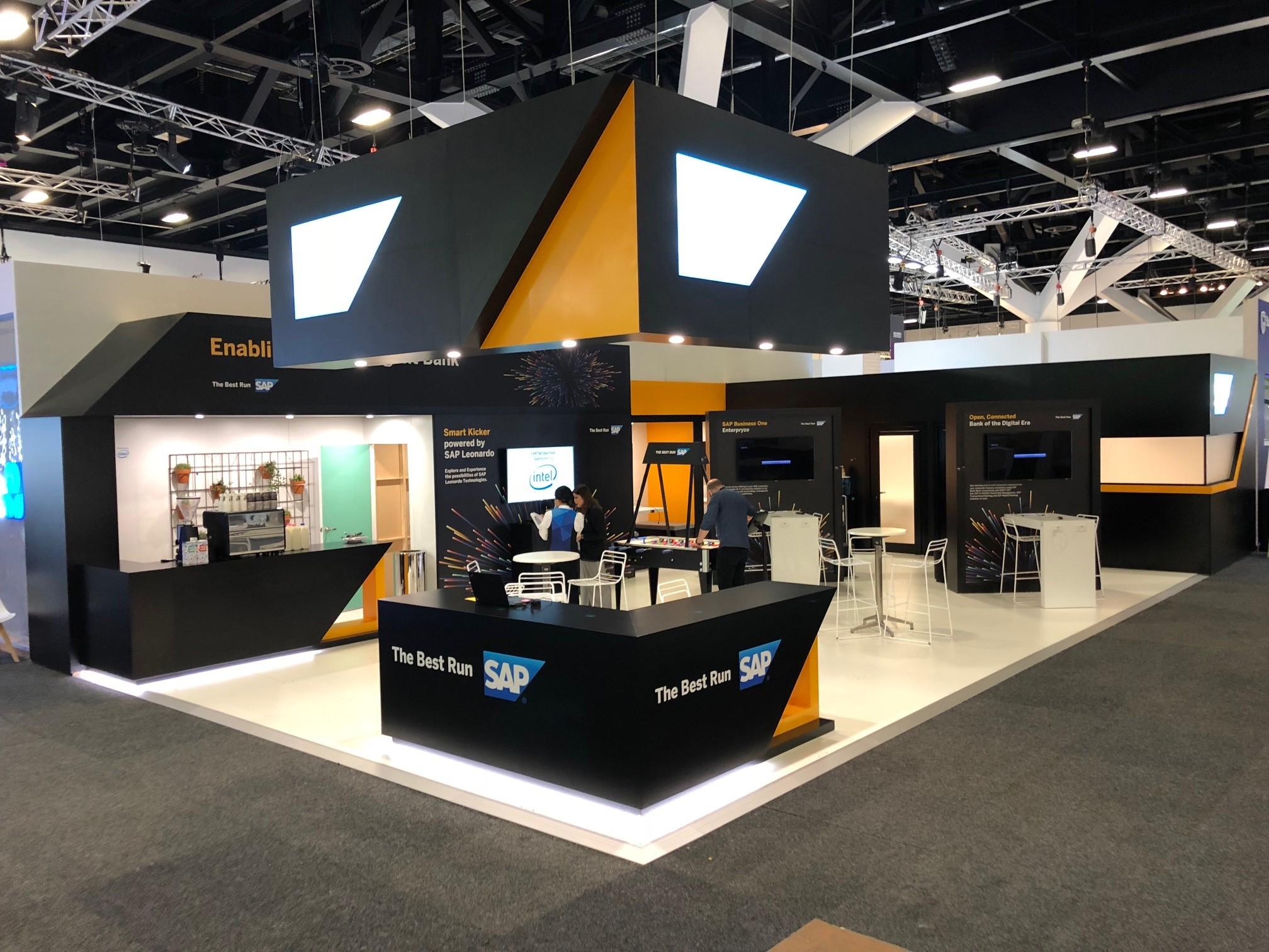 SAP at SIBOS 2018