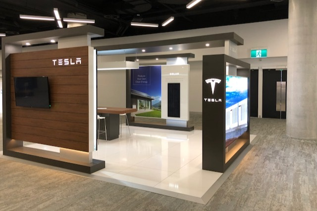 Tesla at All-Energy 2018
