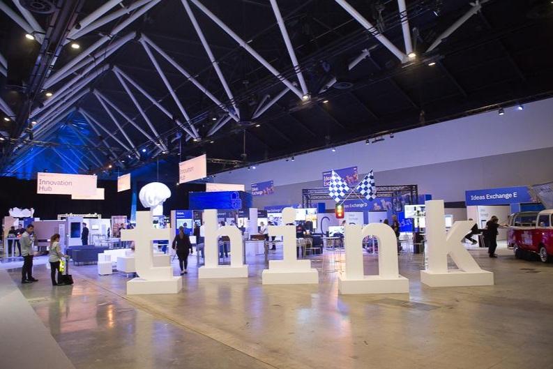 IBM at the Think Summit, 2018