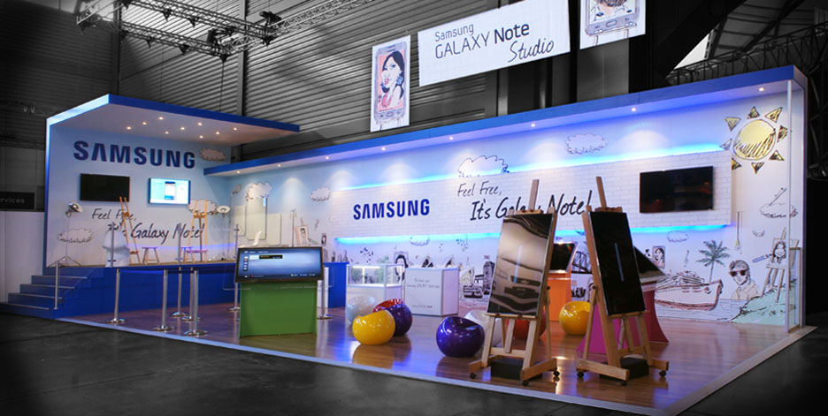 Samsung at The Sydney Royal Easter Show