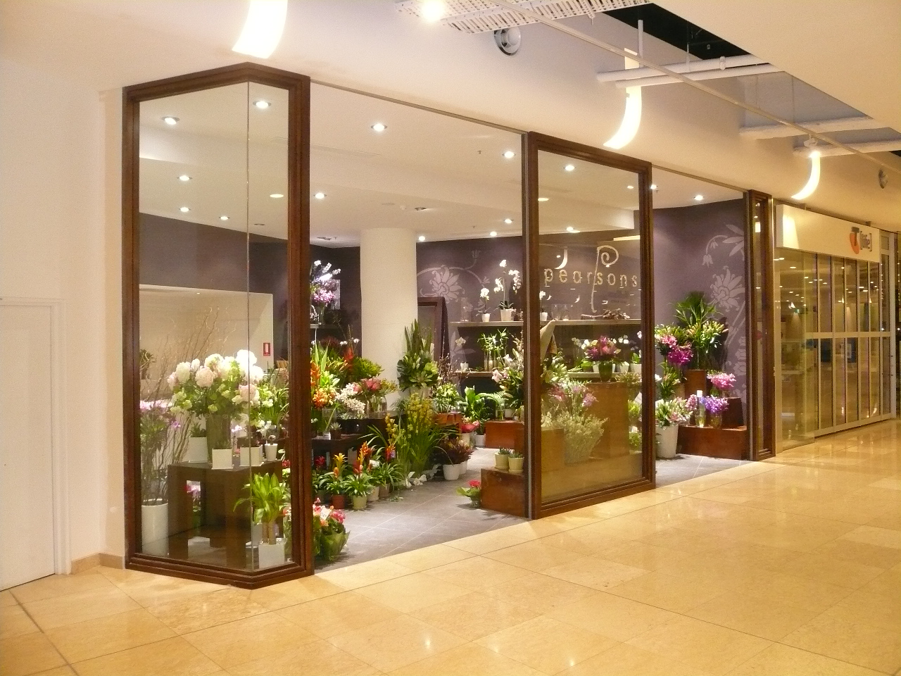 Pearsons Florist, Chatswood