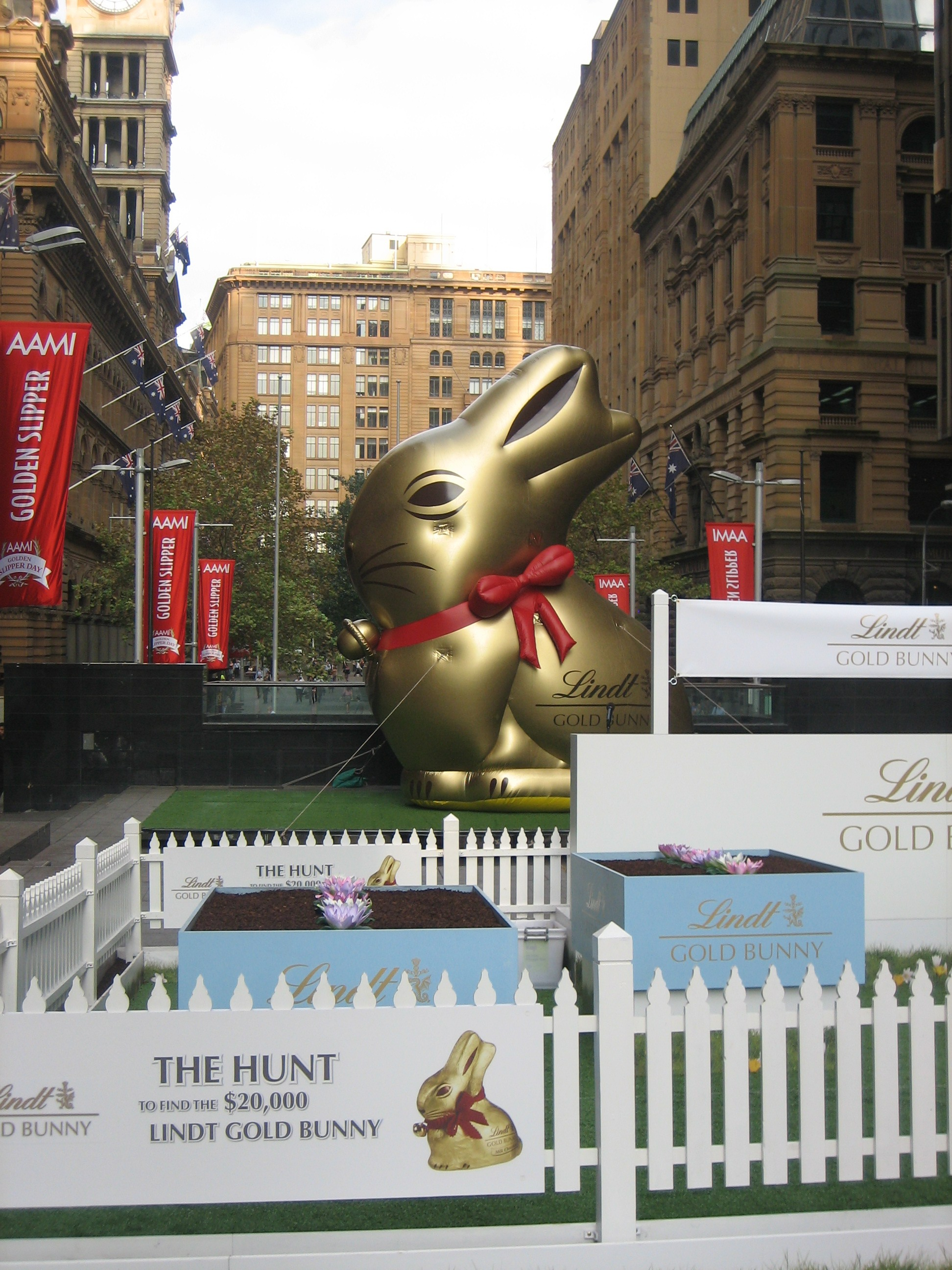 Lindt Brand Experience, Martin Place, Sydney